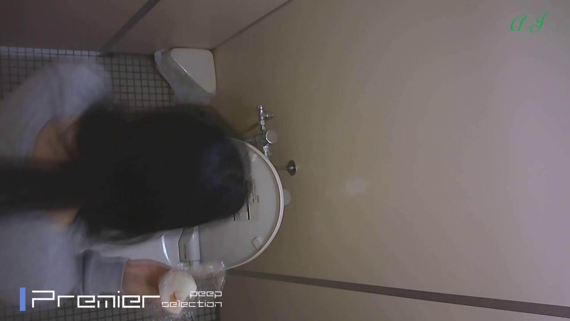 有名大学女性洗面所 vol.79排satuをしながらおにぎり食べる美女 美女ハメ撮り  103Pix 17