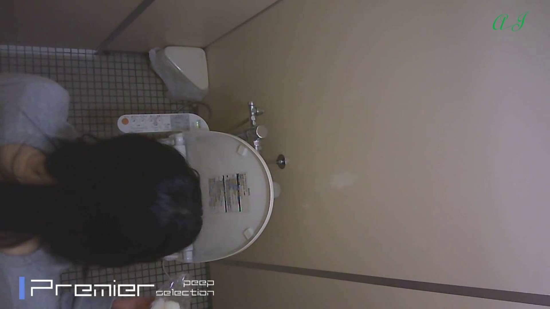 有名大学女性洗面所 vol.79排satuをしながらおにぎり食べる美女 美女ハメ撮り  103Pix 19