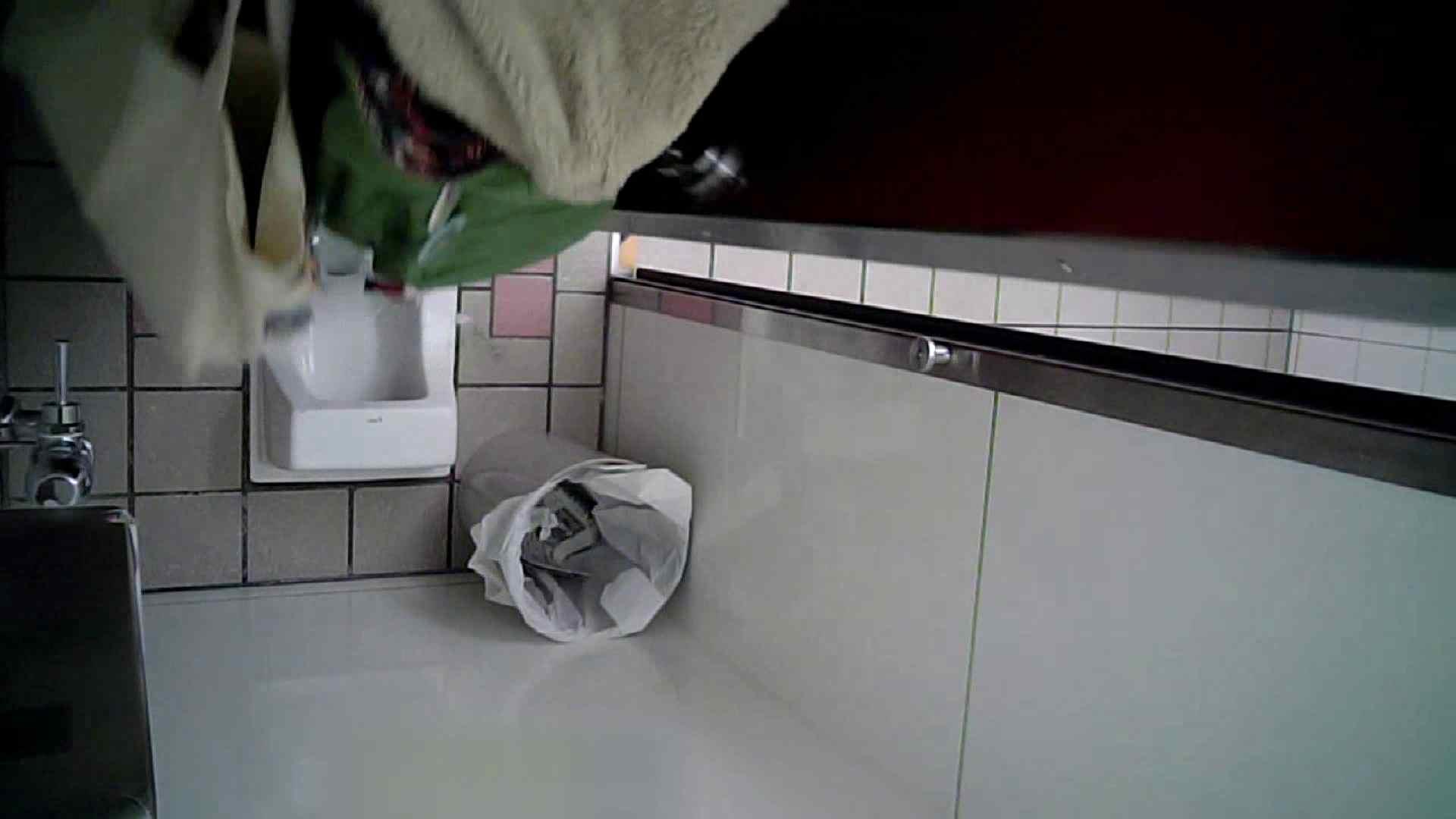 痴態洗面所 Vol.02 マスクが邪魔なんですよ。マスクが・・・。 洗面所  110Pix 14