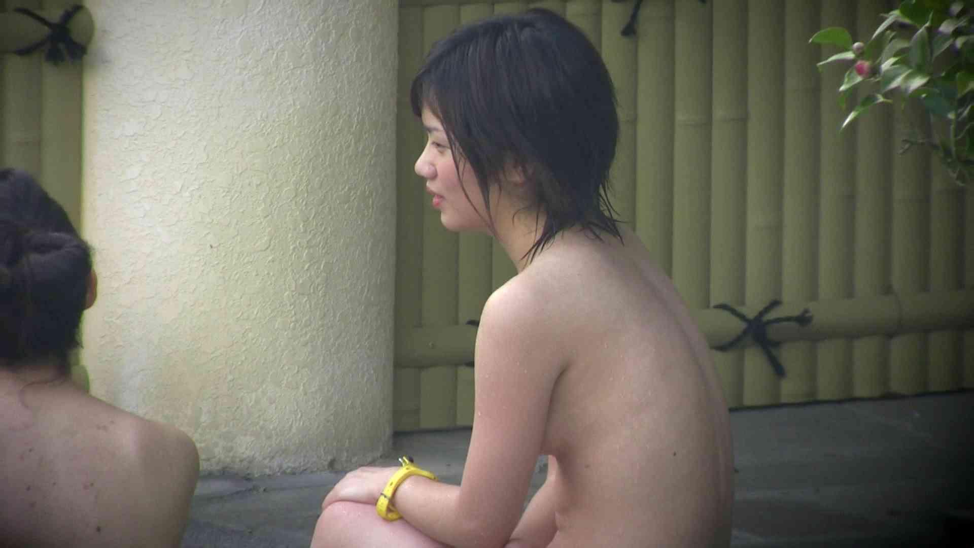 女露天風呂劇場 Vol.05 OLハメ撮り  110Pix 85