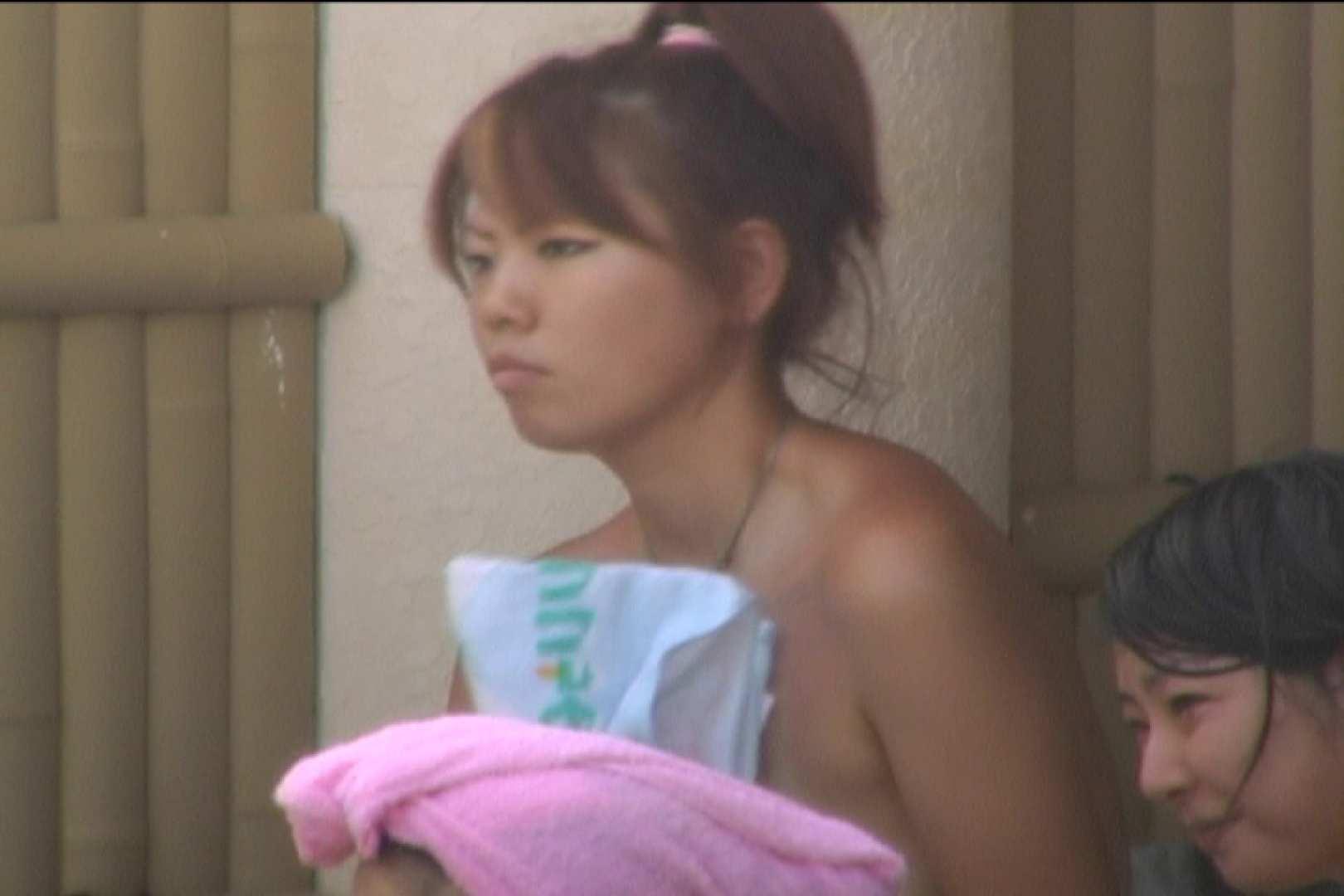 女露天風呂劇場 Vol.06 OLハメ撮り  36Pix 4