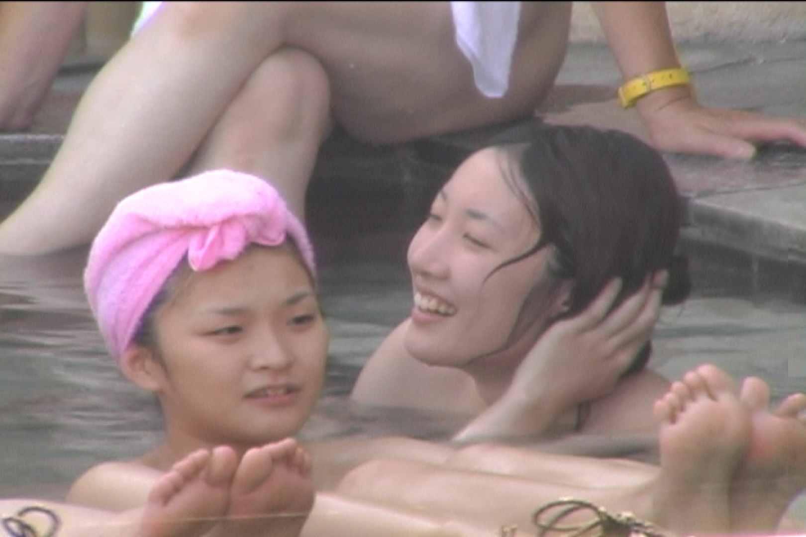 女露天風呂劇場 Vol.42 OLハメ撮り  95Pix 31