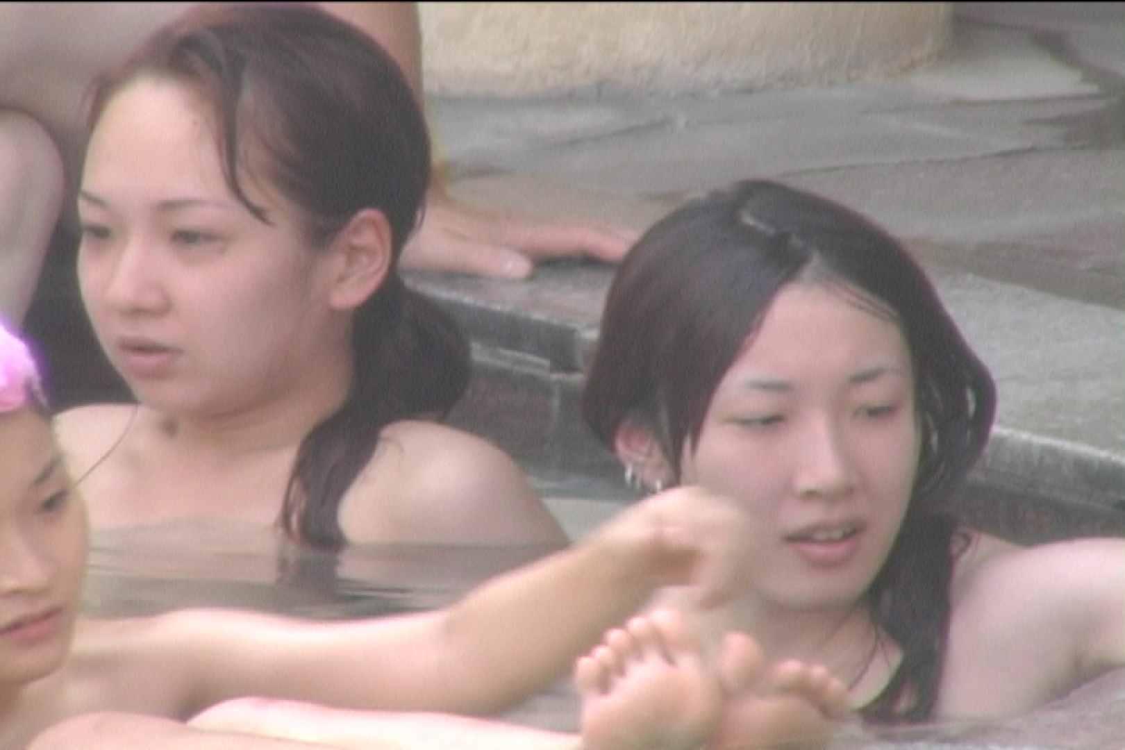 女露天風呂劇場 Vol.42 OLハメ撮り  95Pix 43