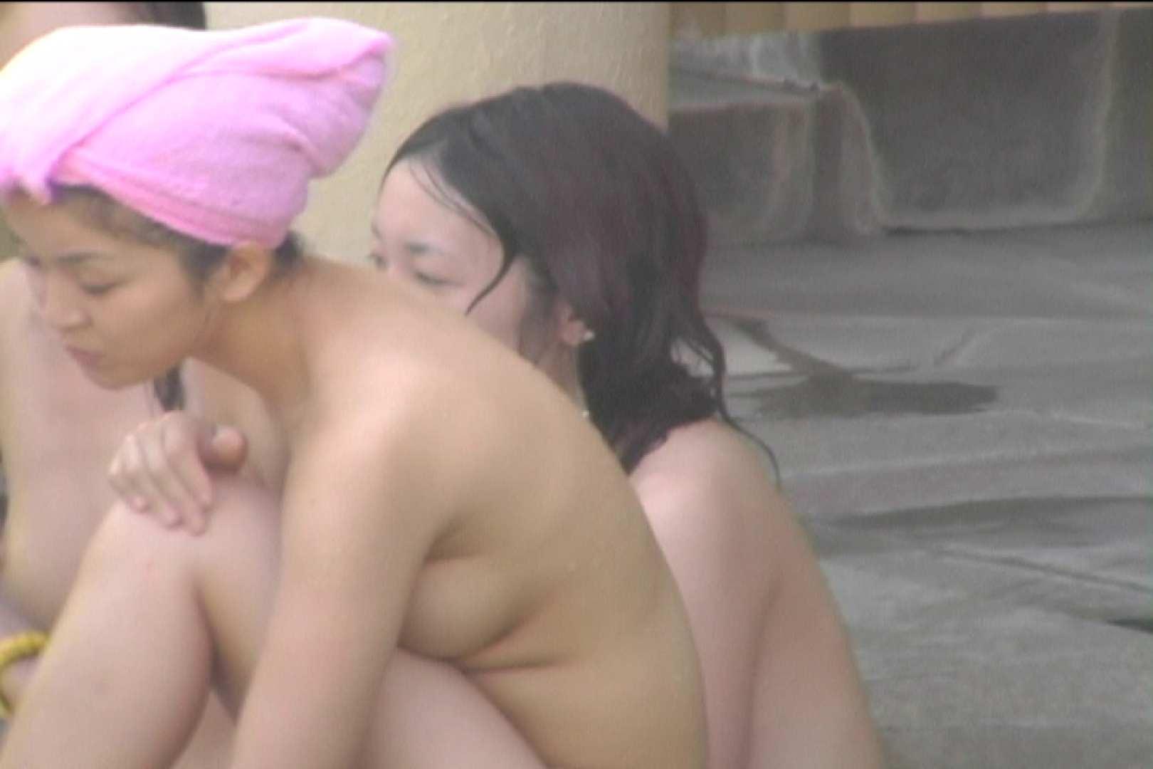 女露天風呂劇場 Vol.42 OLハメ撮り  95Pix 59