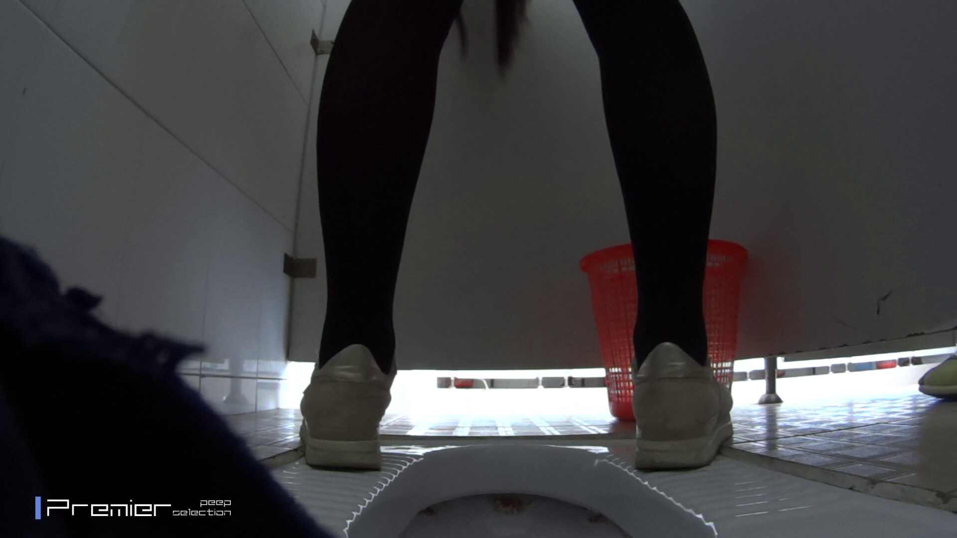 めくれ上がる陰部からの大聖水!大学休憩時間の洗面所事情27 お姉さんハメ撮り  46Pix 7