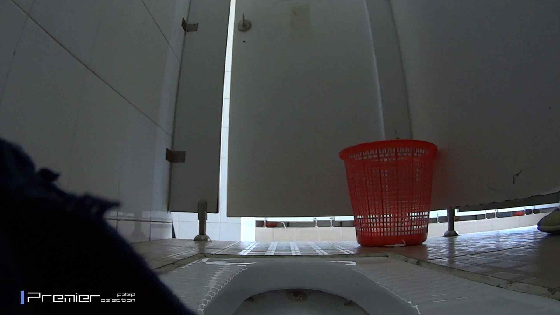 めくれ上がる陰部からの大聖水!大学休憩時間の洗面所事情27 お姉さんハメ撮り  46Pix 11