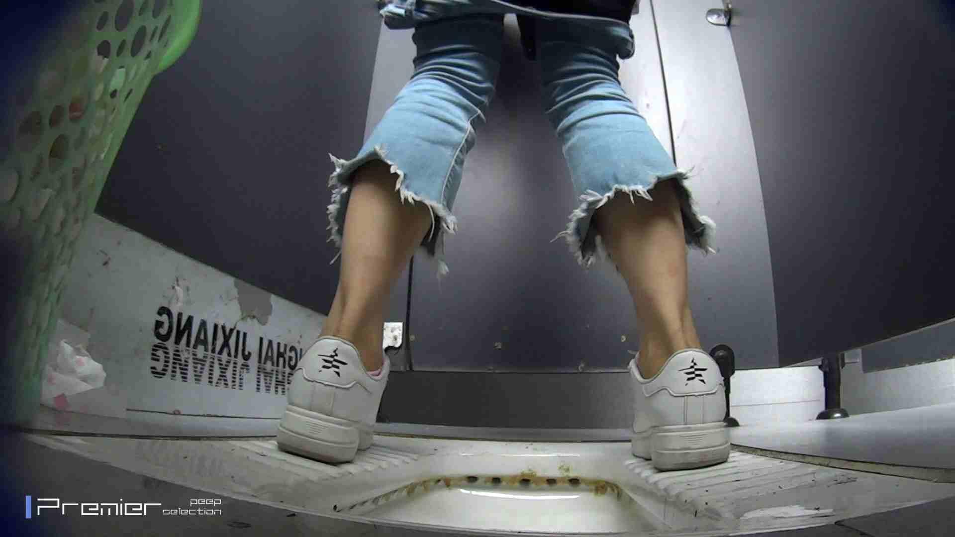滴り落ちる聖水 大学休憩時間の洗面所事情42 美女ハメ撮り  98Pix 68