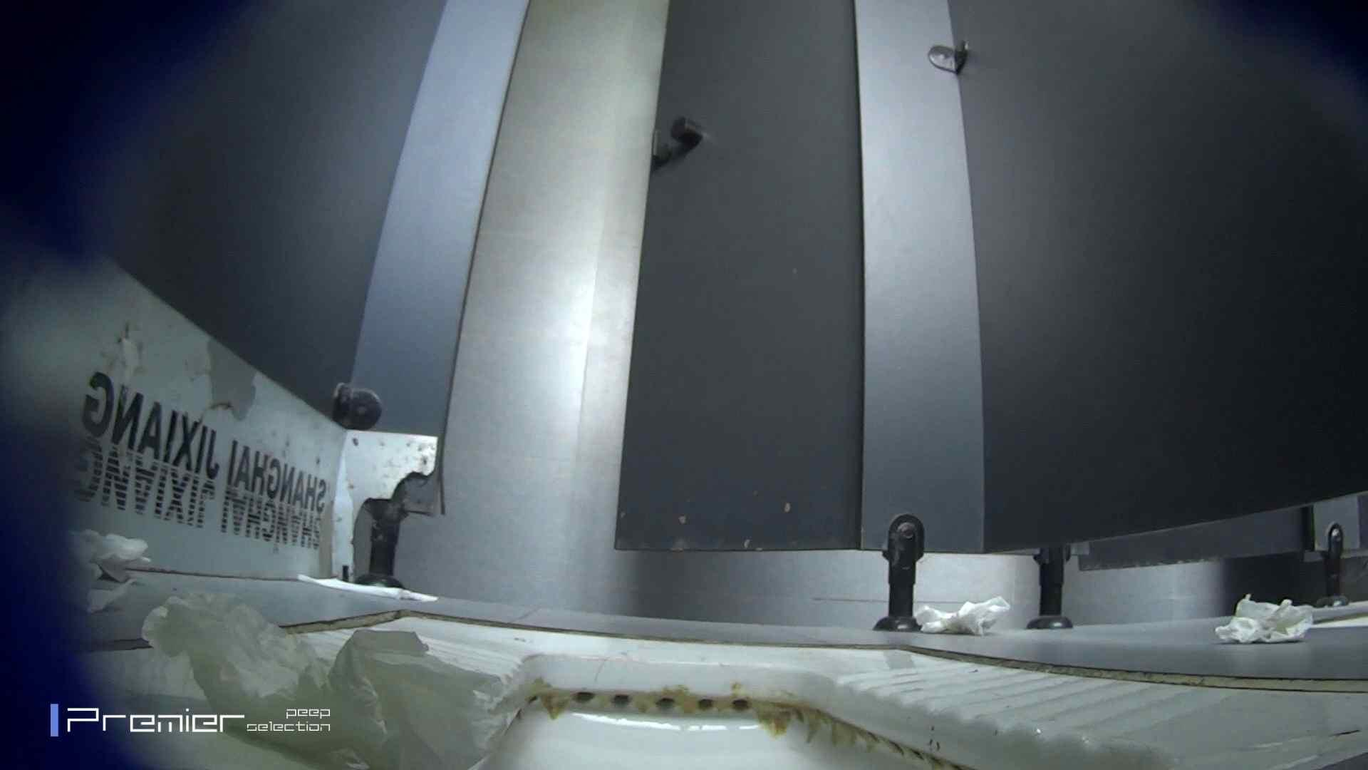 スキニージーンズの美女 大学休憩時間の洗面所事情56 盗撮映像  94Pix 55