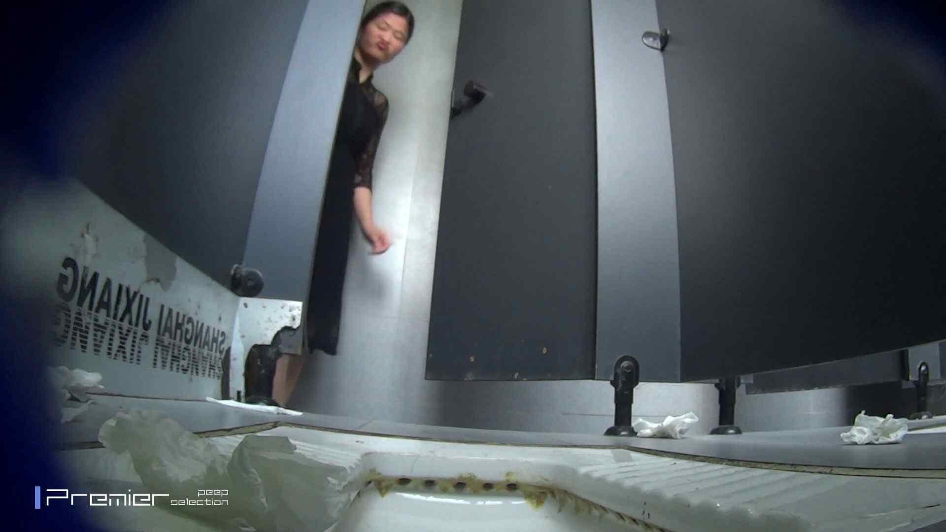 スキニージーンズの美女 大学休憩時間の洗面所事情56 盗撮映像  94Pix 56