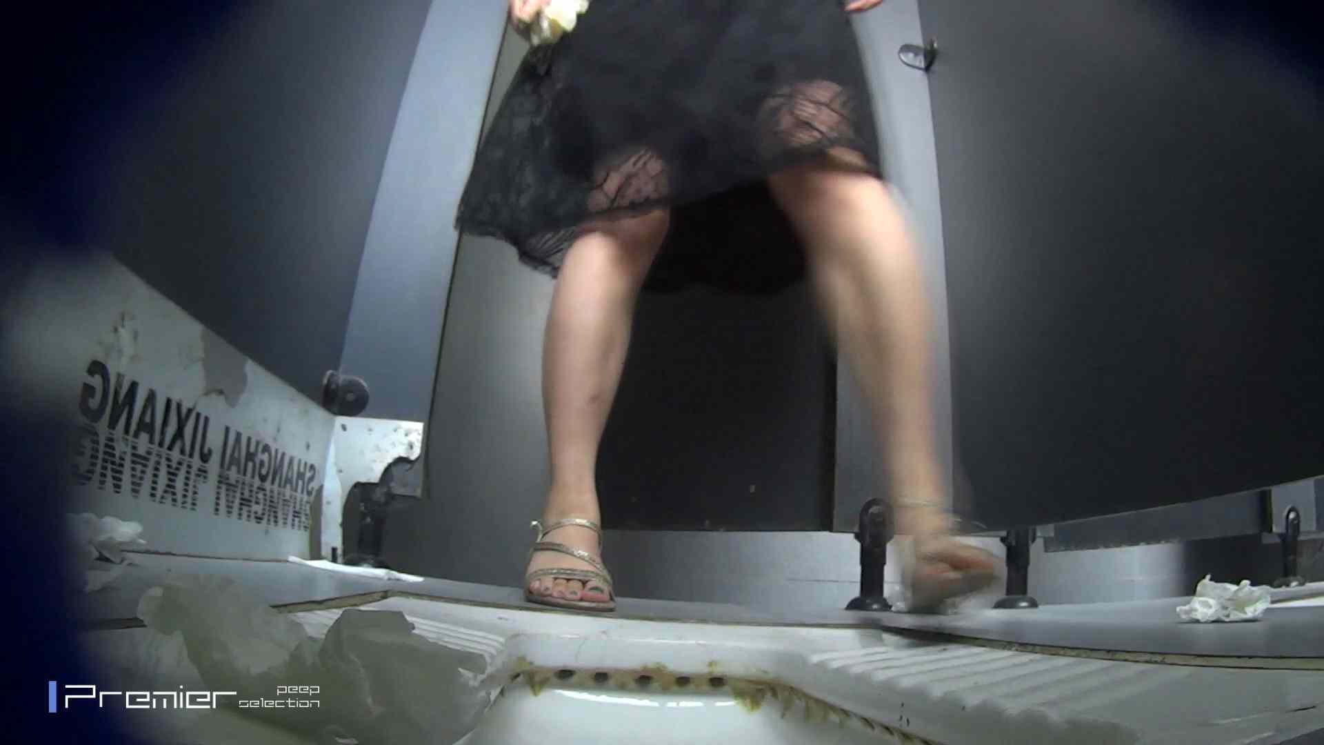 スキニージーンズの美女 大学休憩時間の洗面所事情56 盗撮映像  94Pix 57