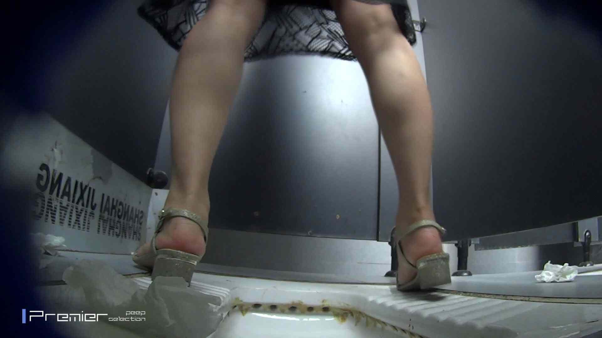 スキニージーンズの美女 大学休憩時間の洗面所事情56 盗撮映像  94Pix 58