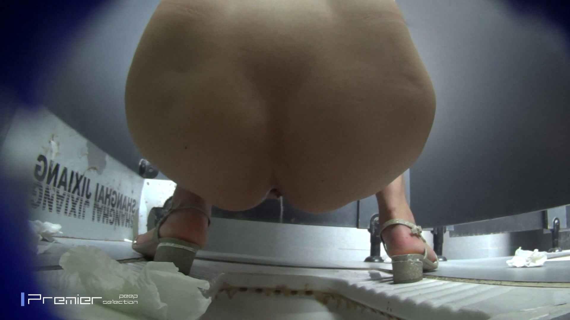 スキニージーンズの美女 大学休憩時間の洗面所事情56 盗撮映像  94Pix 63