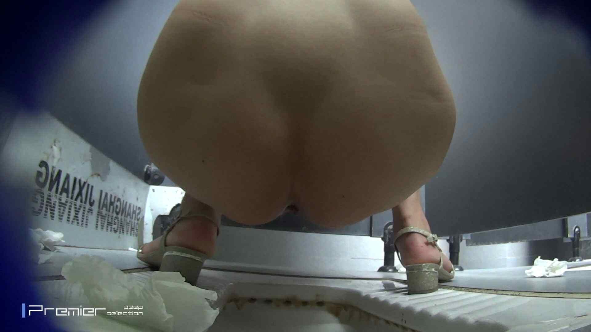 スキニージーンズの美女 大学休憩時間の洗面所事情56 盗撮映像  94Pix 66