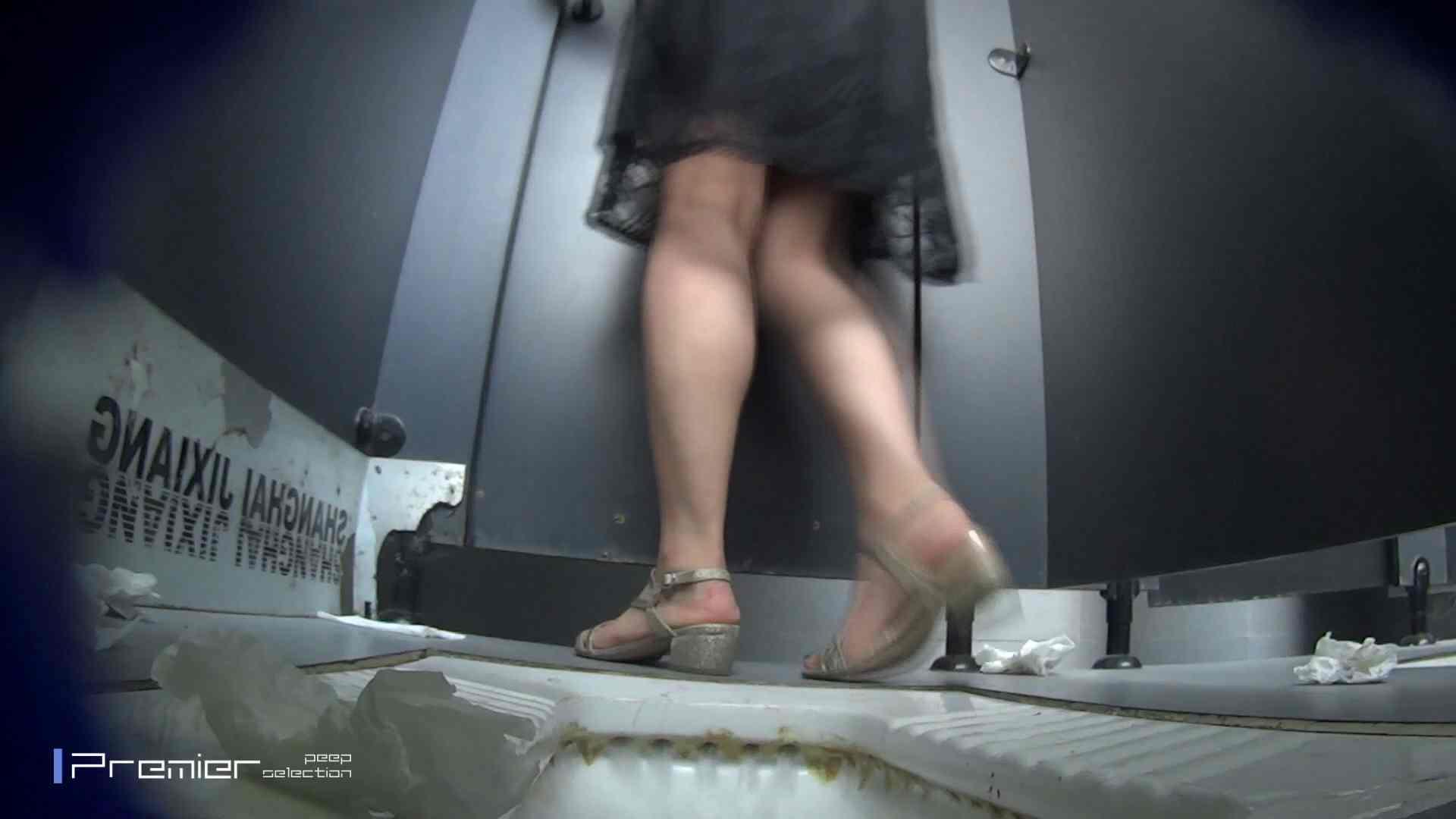 スキニージーンズの美女 大学休憩時間の洗面所事情56 盗撮映像  94Pix 71