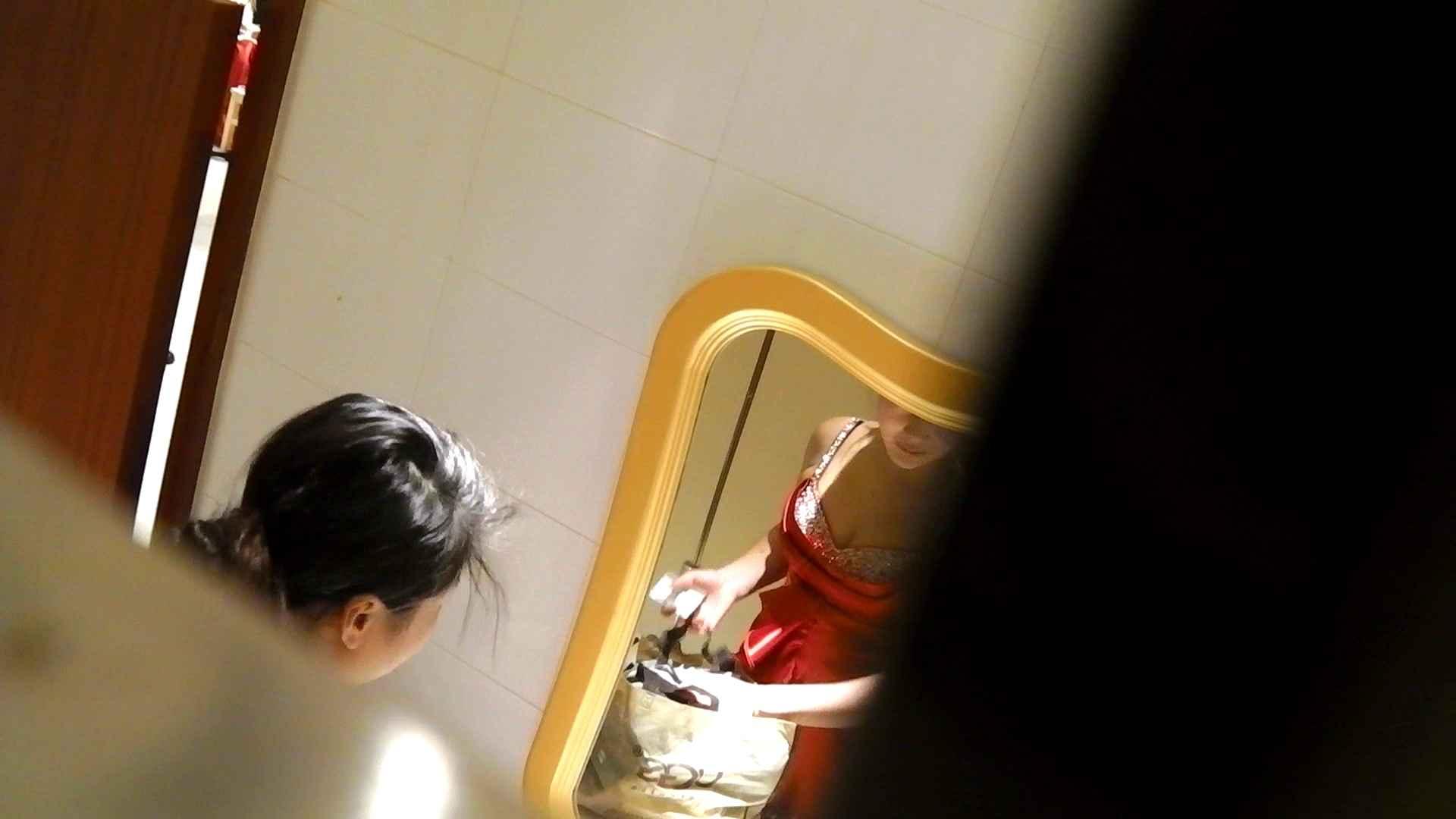 洗寿観音さんの 化粧室は四面楚歌Nol.5 OLハメ撮り  57Pix 30