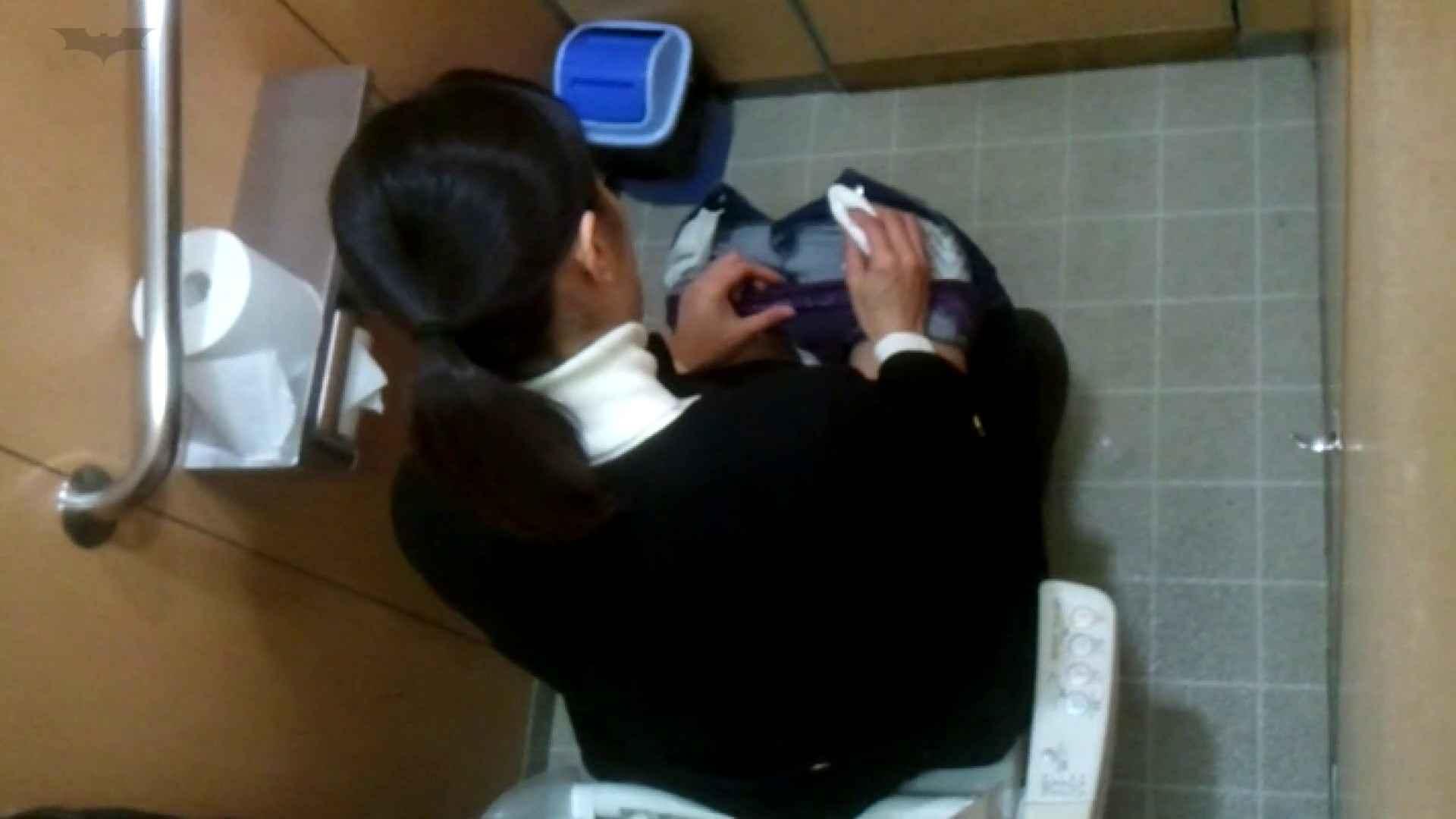 化粧室絵巻 商い場編 VOL.23 OLハメ撮り  52Pix 46