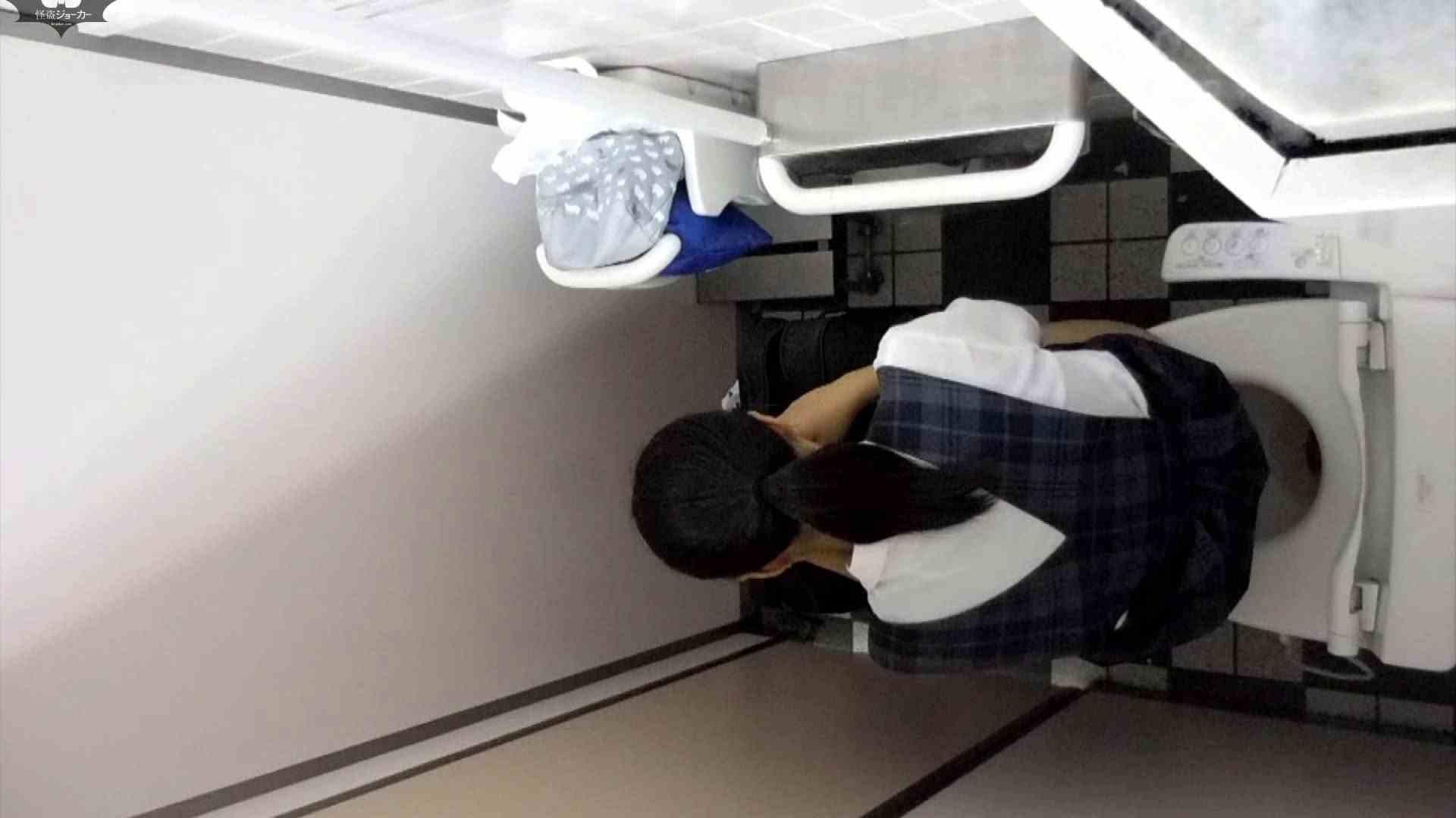 化粧室絵巻 駅舎編 VOL.26 OLハメ撮り  81Pix 40