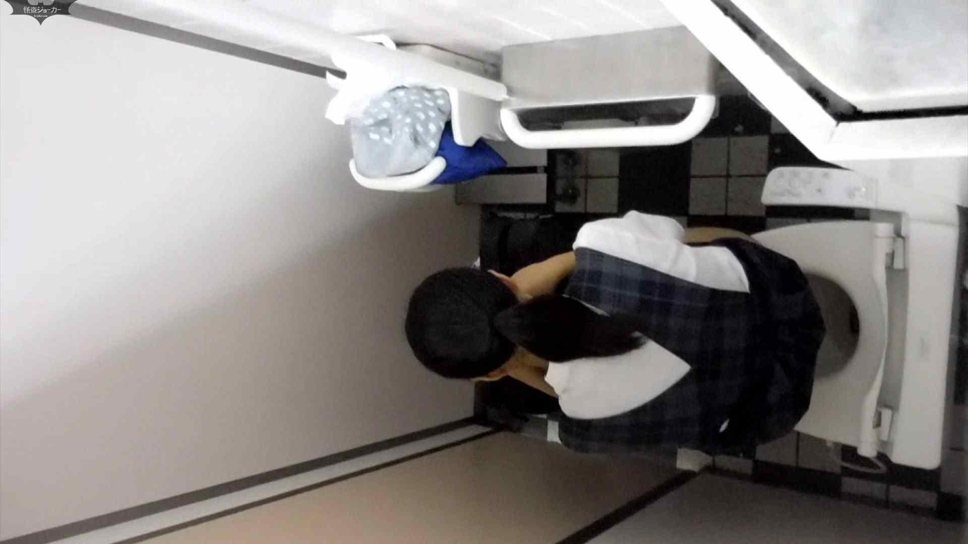化粧室絵巻 駅舎編 VOL.26 OLハメ撮り  81Pix 55