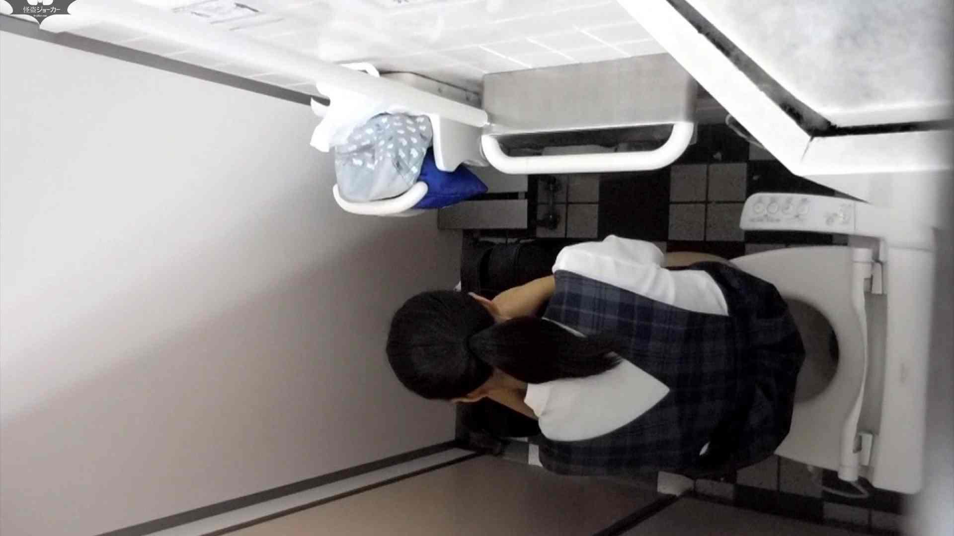 化粧室絵巻 駅舎編 VOL.26 OLハメ撮り  81Pix 64