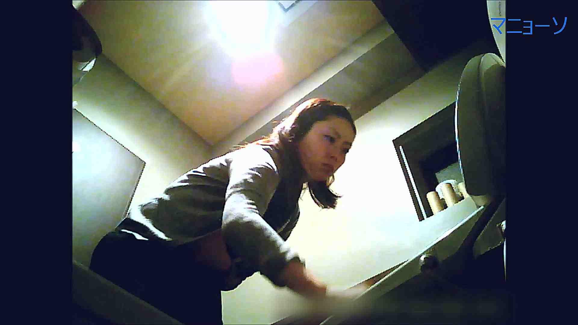トイレでひと肌脱いでもらいました (OL編)Vol.12 リアルトイレ  57Pix 54