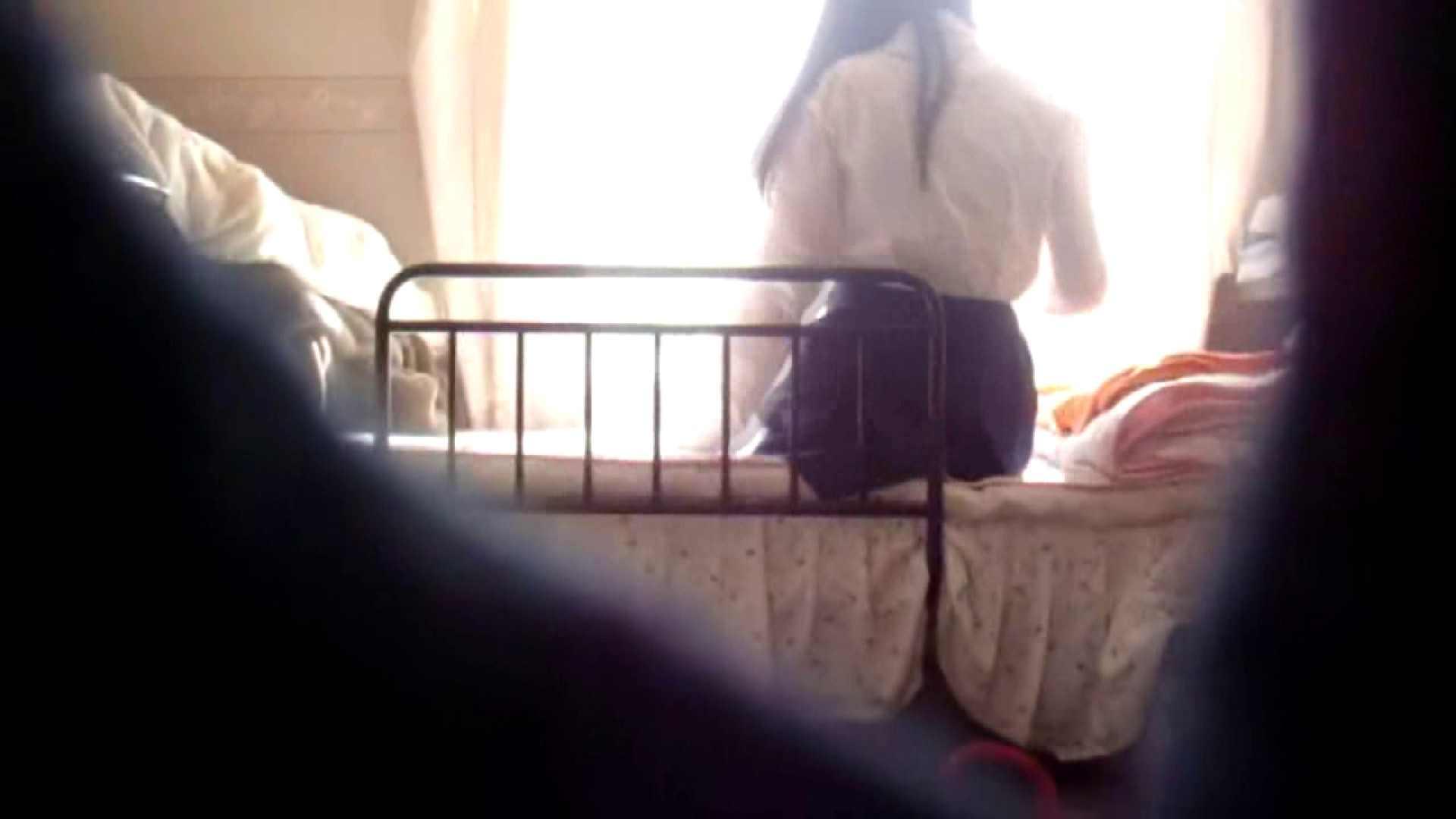 vol.4 まどかの帰宅後の部屋、ベッドで何かが始まります。 OLハメ撮り  113Pix 97