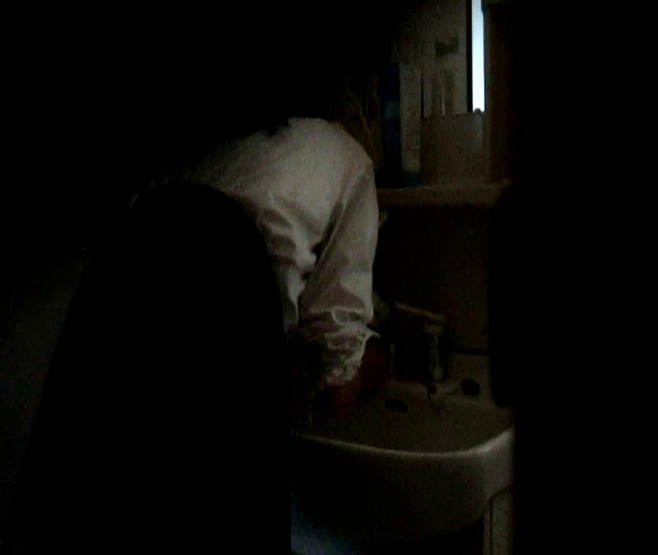 vol.5 まどかが帰宅後の洗顔後にブラを洗ってます。 OLハメ撮り  46Pix 17