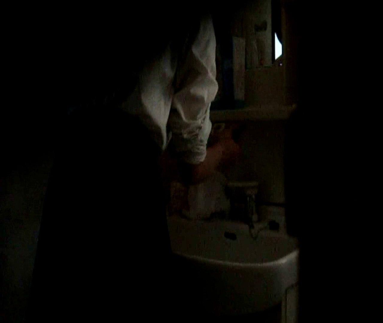 vol.5 まどかが帰宅後の洗顔後にブラを洗ってます。 OLハメ撮り  46Pix 20
