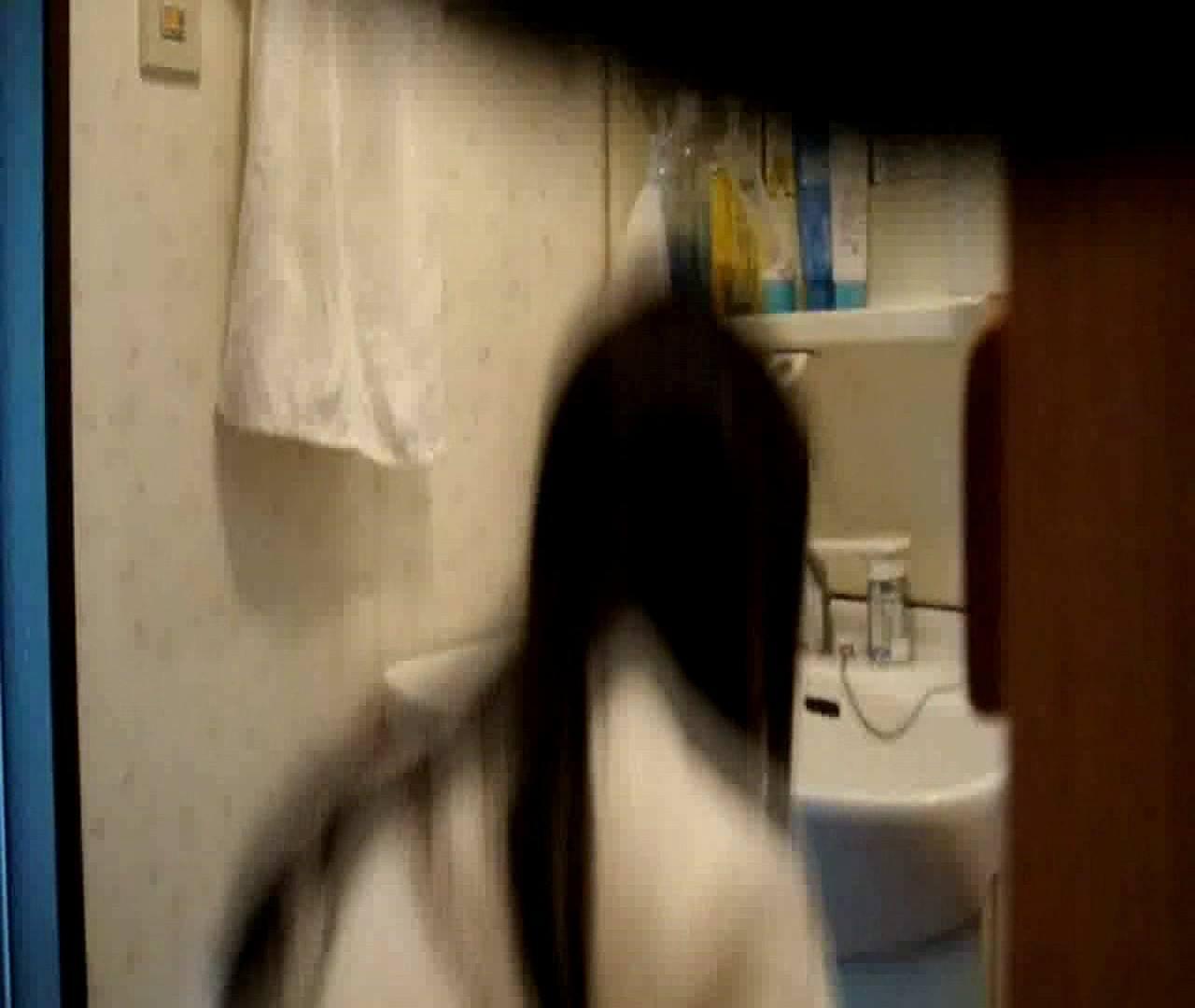 vol.5 まどかが帰宅後の洗顔後にブラを洗ってます。 OLハメ撮り  46Pix 35