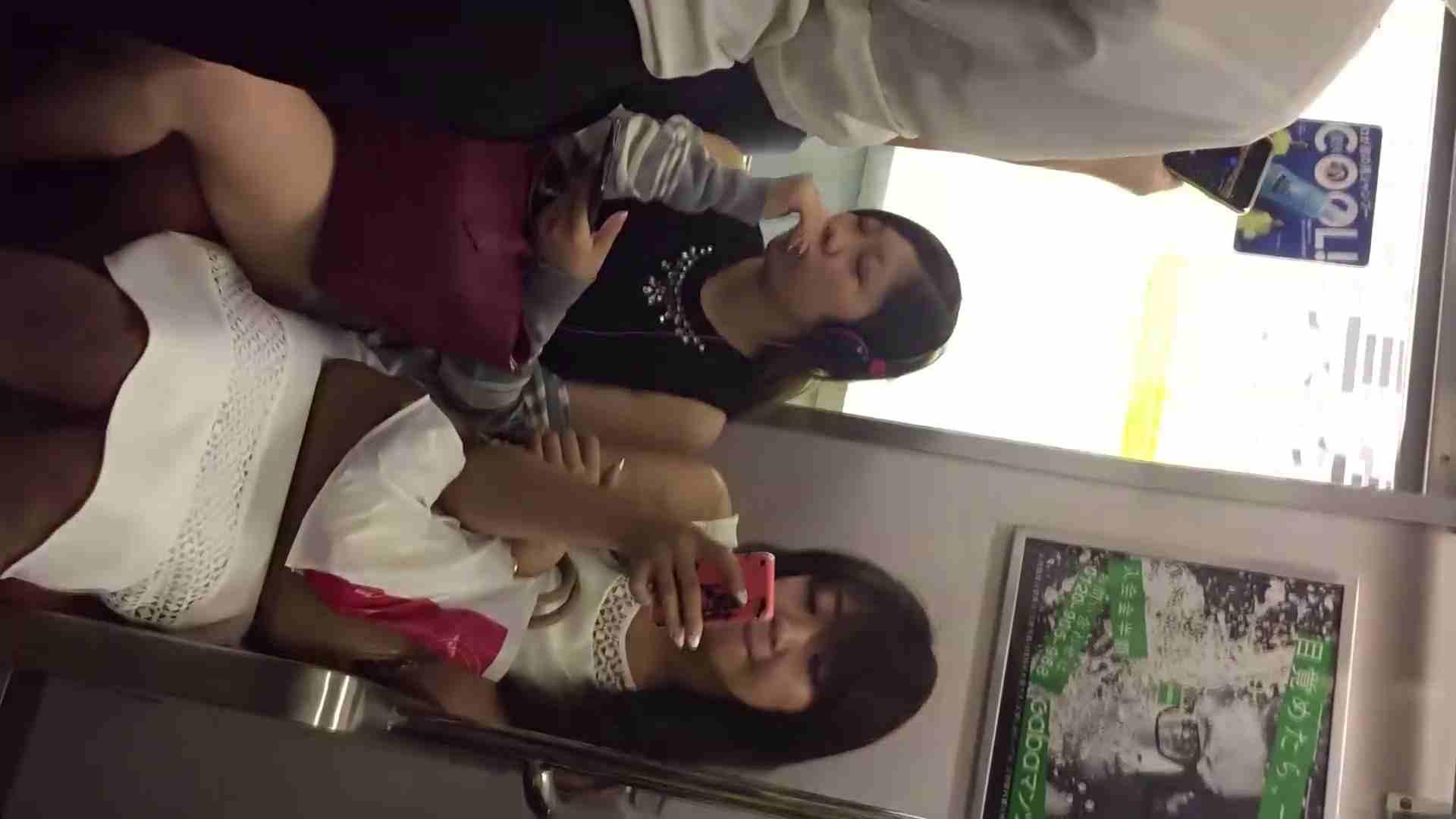 盗撮列車 vol.07 白スカートの中は爽やかな… 車  57Pix 8