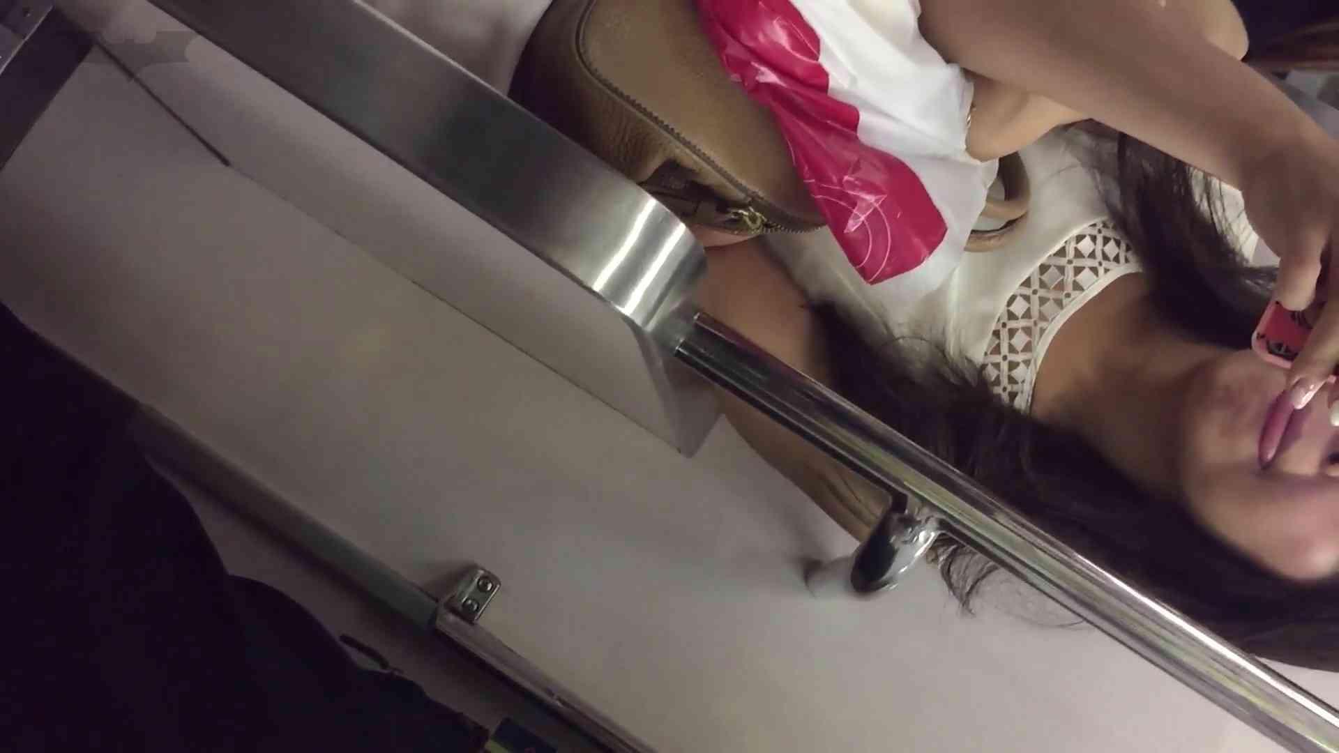 盗撮列車 vol.07 白スカートの中は爽やかな… 車  57Pix 57