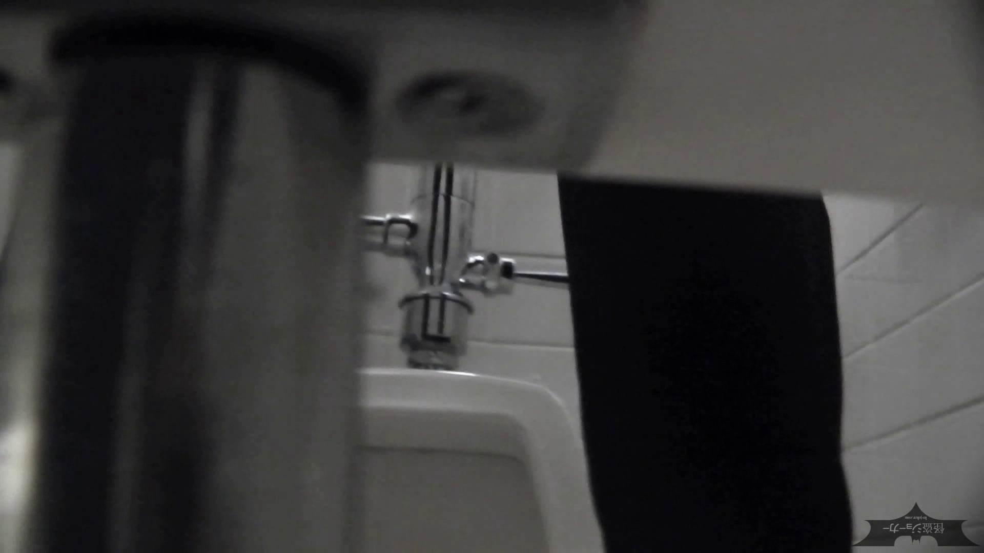 お銀さんの「洗面所突入レポート!!」 vol.54 エロすぎる捻り? OLハメ撮り  30Pix 2