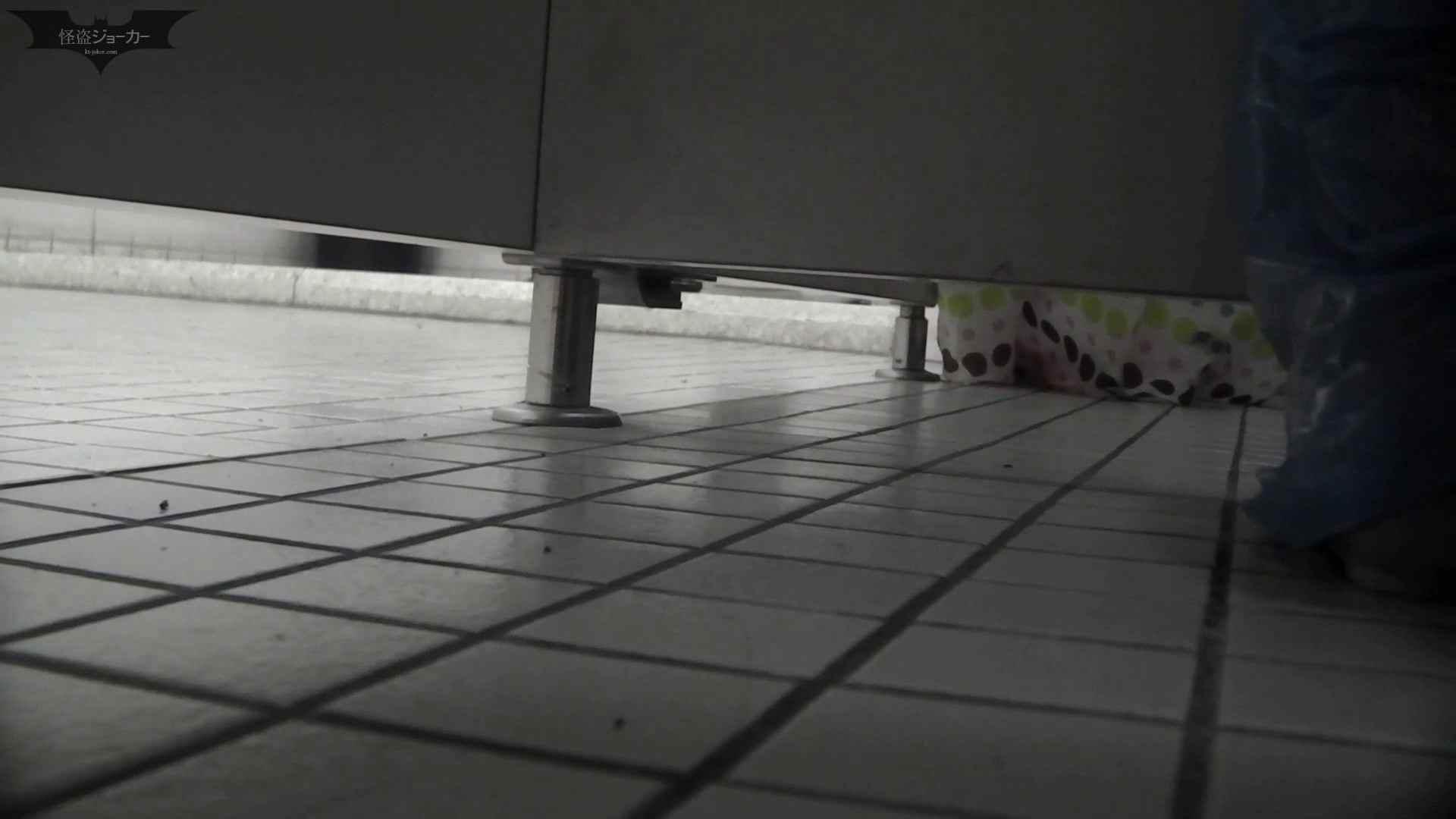 お銀さんの「洗面所突入レポート!!」 vol.54 エロすぎる捻り? OLハメ撮り  30Pix 15