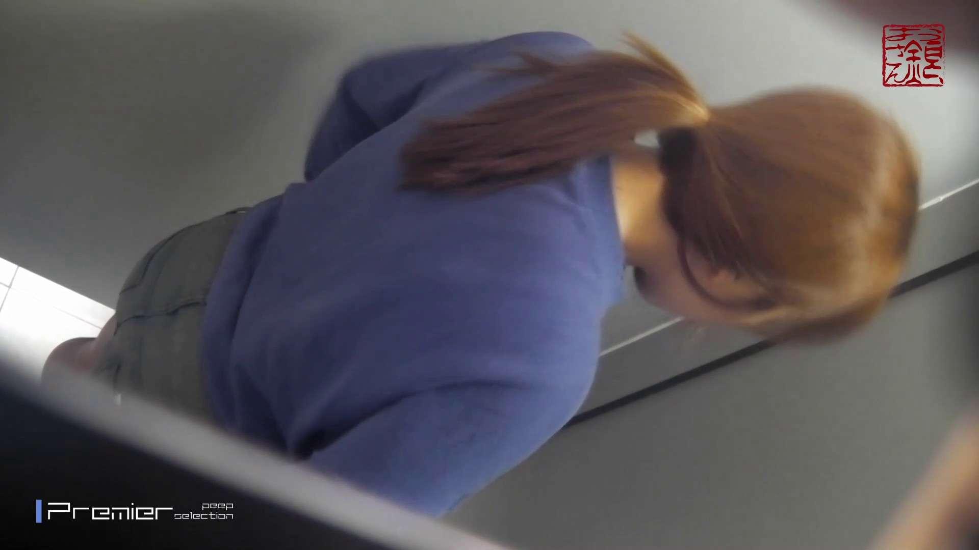 お銀さんの「洗面所突入レポート!!」Nol.7 OLハメ撮り  93Pix 75