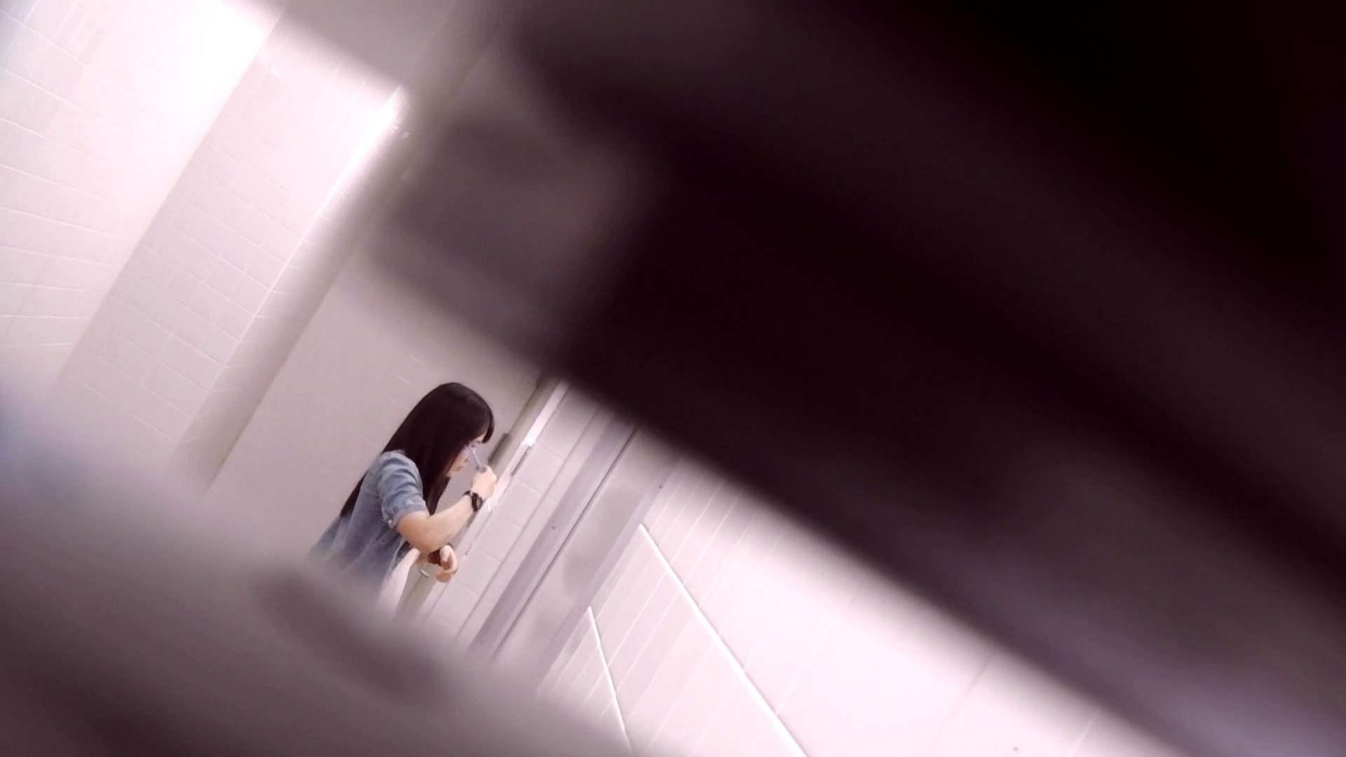 お銀さんの「洗面所突入レポート!!」Nol.13 OLハメ撮り  29Pix 7