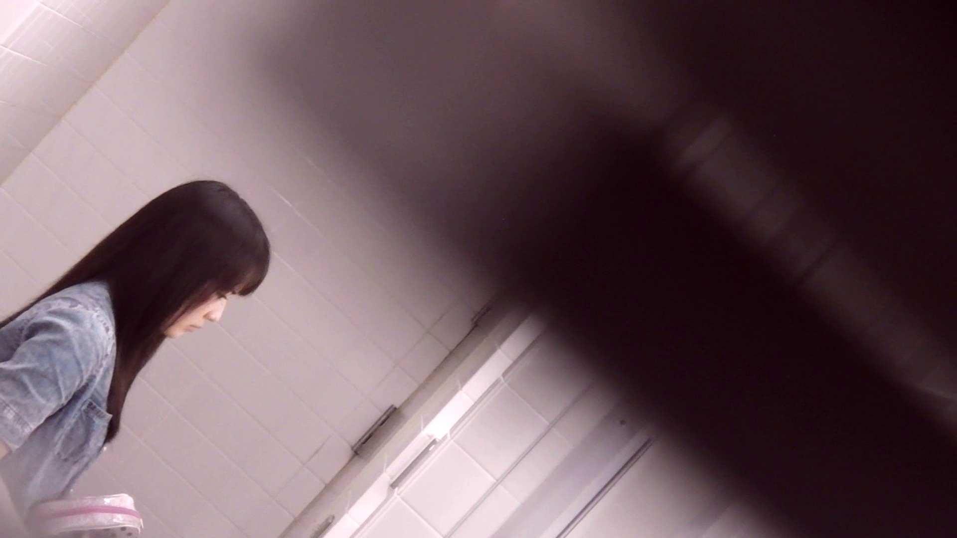 お銀さんの「洗面所突入レポート!!」Nol.13 OLハメ撮り  29Pix 9