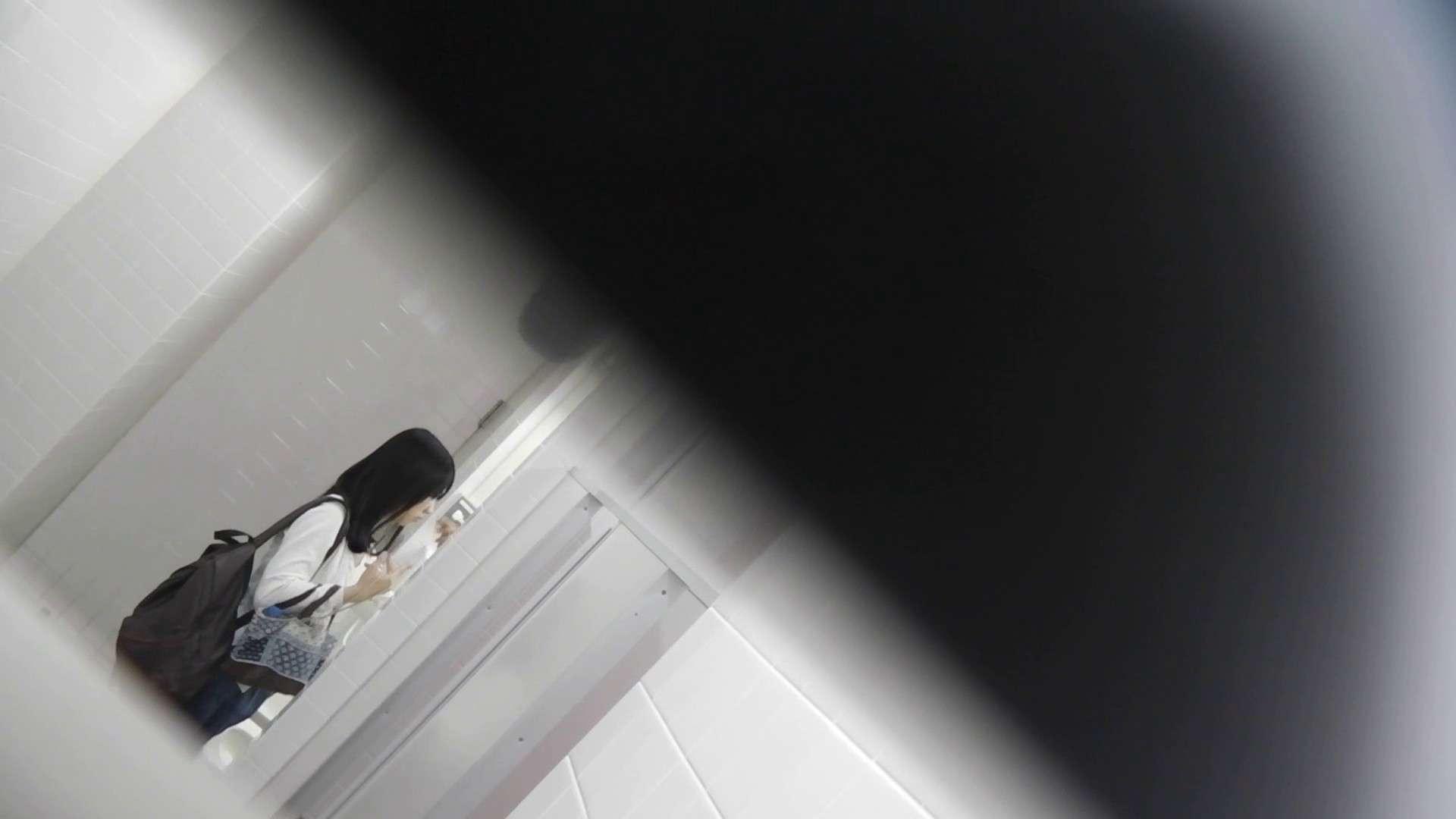 お銀さんの「洗面所突入レポート!!」Nol.22 洗面所  44Pix 38