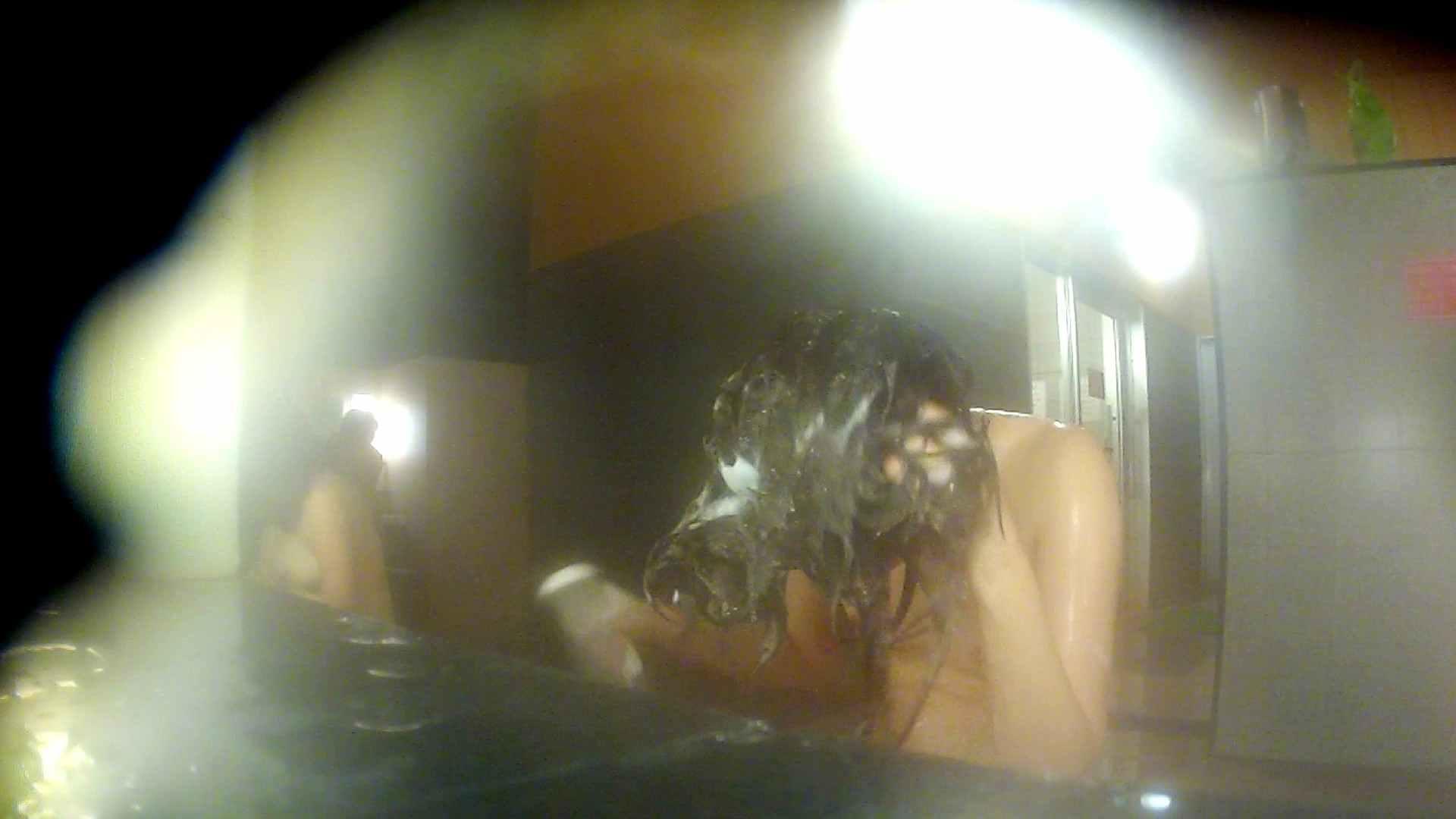 洗い場!前半のモヤを吹き飛ばす美貧乳お嬢さん 銭湯  76Pix 56