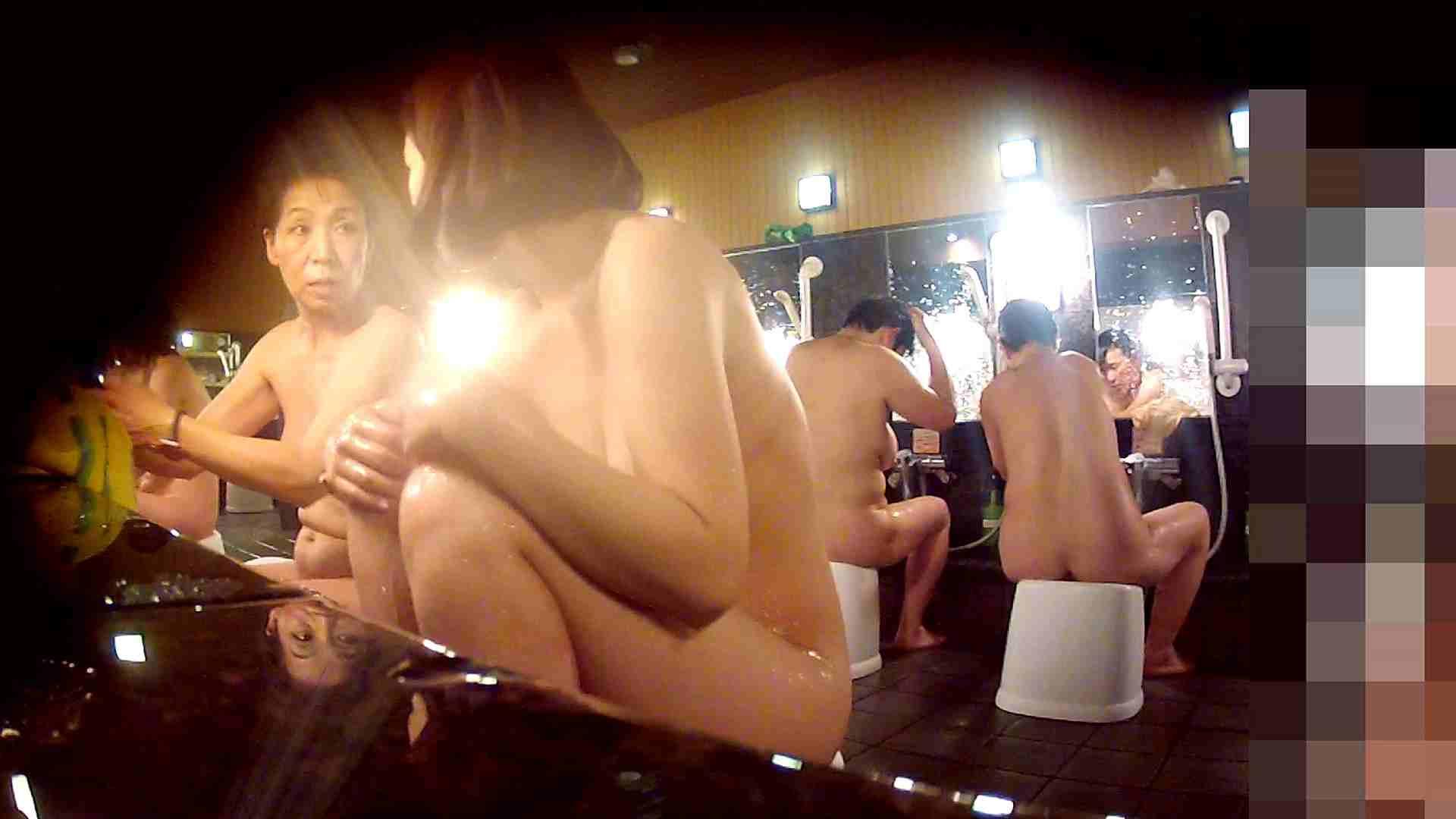 洗い場!陰毛が綺麗に整ってる微美人お嬢様 美人  39Pix 10