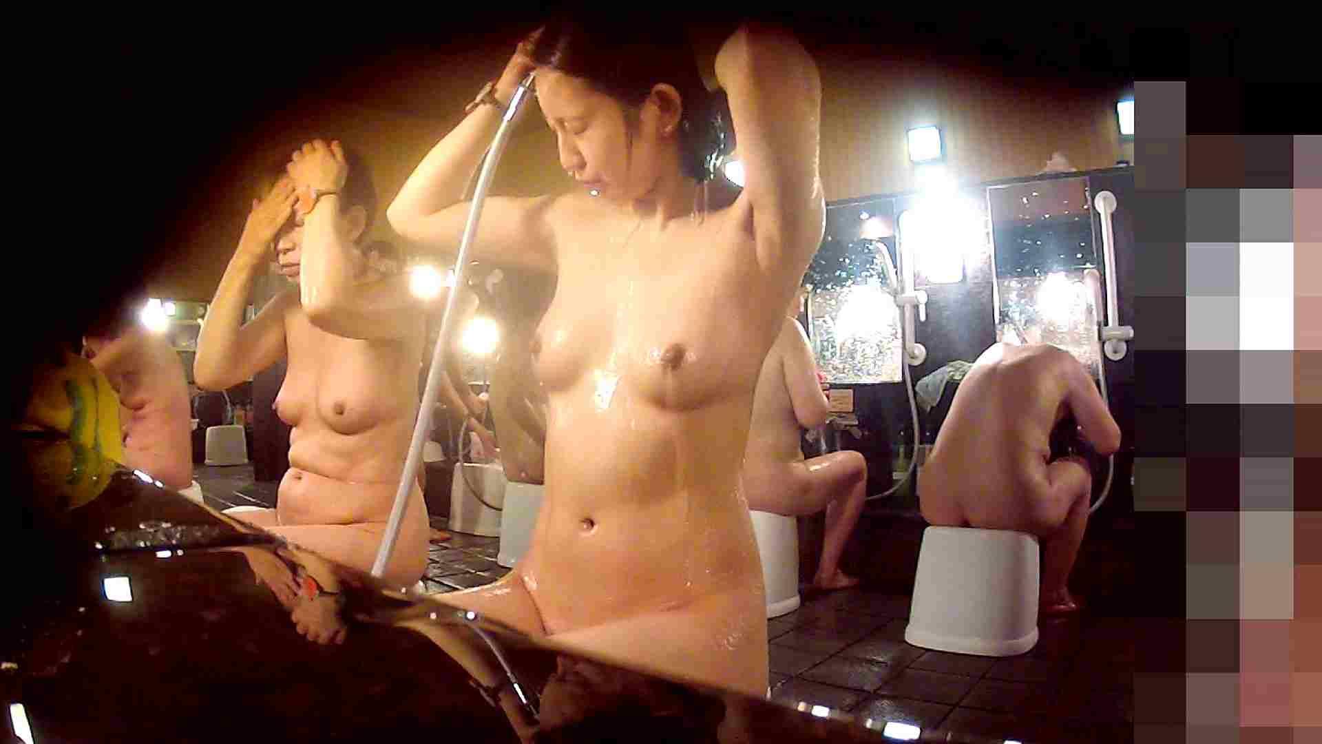 洗い場!陰毛が綺麗に整ってる微美人お嬢様 美人  39Pix 11