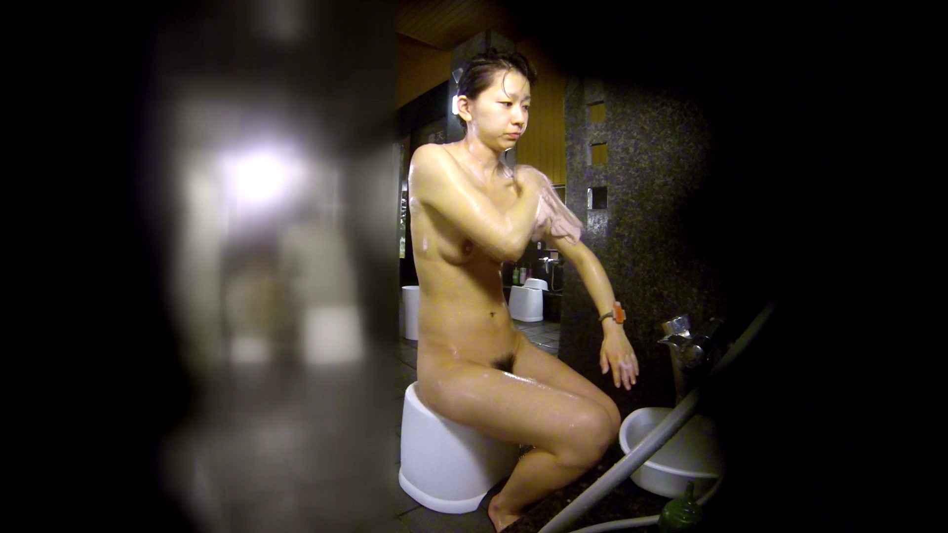洗い場!綺麗なお女市さんは好きですか? 銭湯  108Pix 57