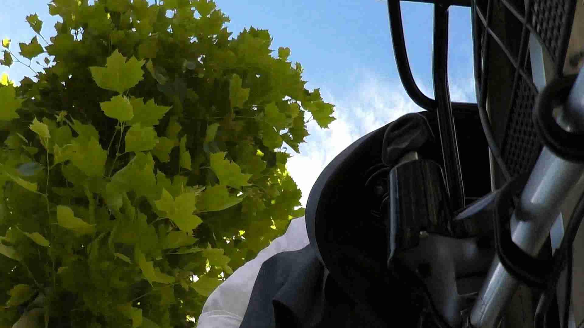 自転車パンチラ Vol.07 追跡  34Pix 19