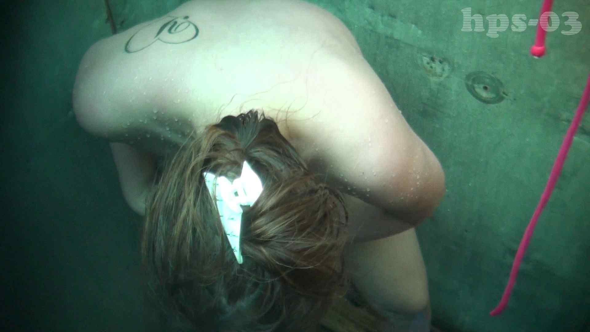 Vol.3 ハートのタトゥーちょっとプヨってます。 シャワー  20Pix 11