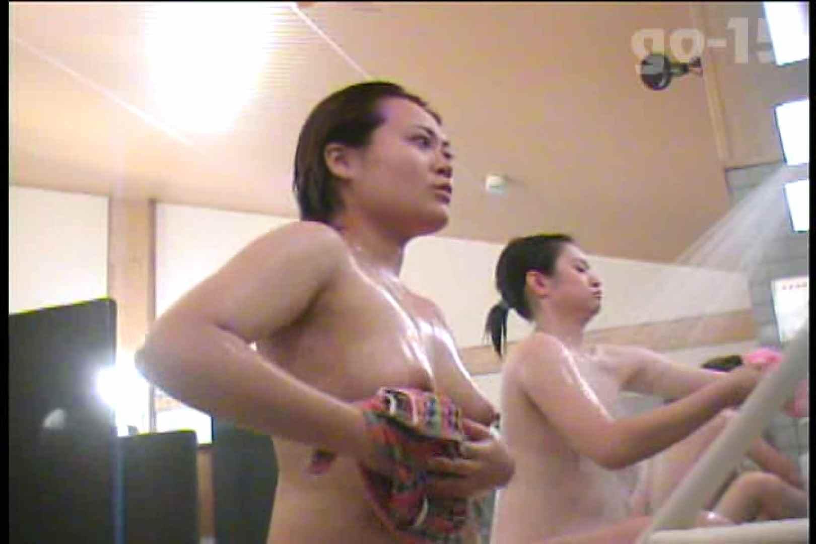 電波カメラ設置浴場からの防HAN映像 Vol.15 OLハメ撮り  33Pix 30