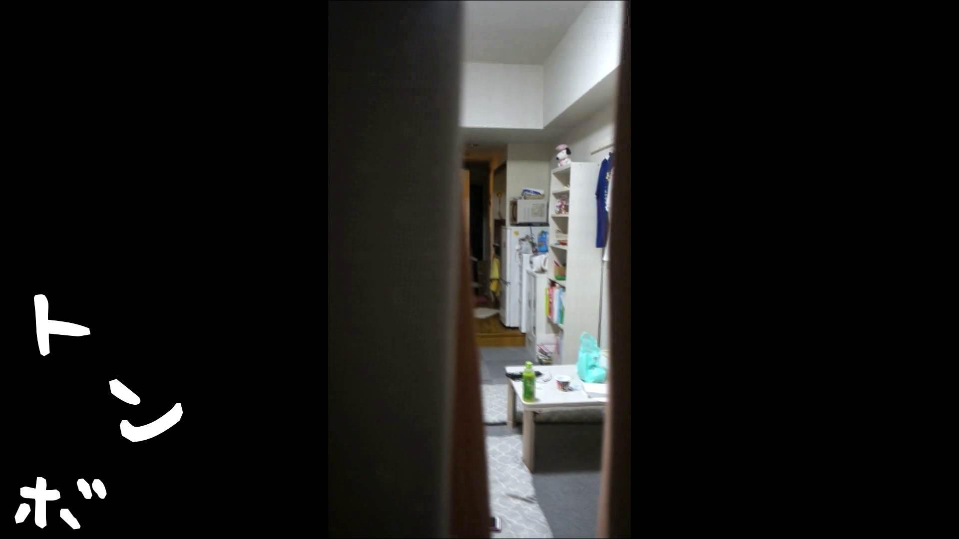 リアル盗撮 ピアスが可愛い一人暮らし女子大生の部屋ヌード 潜入シリーズ  78Pix 33