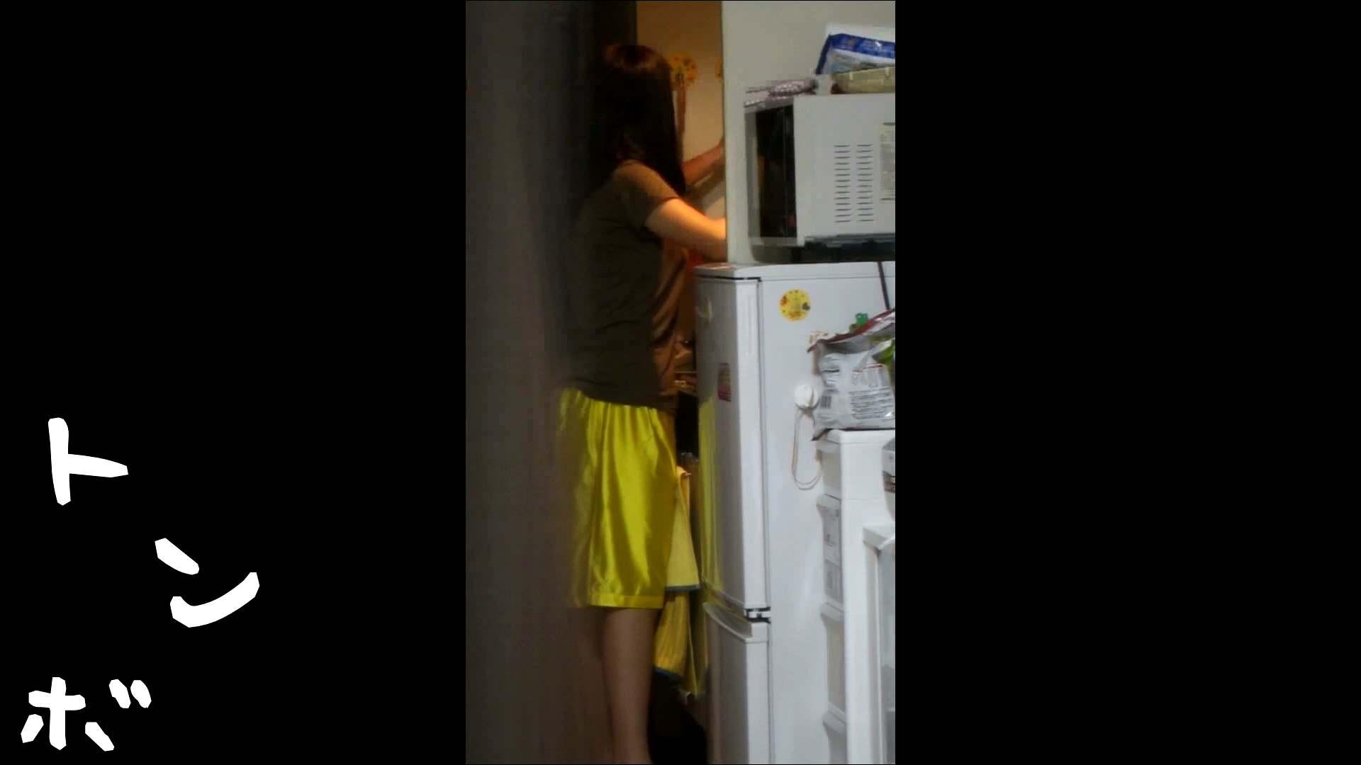 リアル盗撮 ピアスが可愛い一人暮らし女子大生の部屋ヌード 潜入シリーズ  78Pix 45