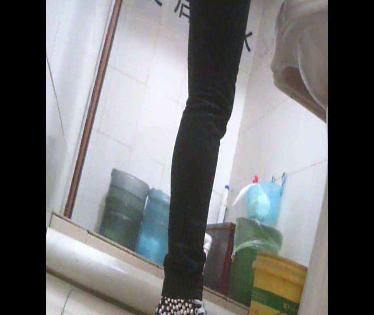 Vol.05 ズボンをはく時の左足! 洗面所  27Pix 7