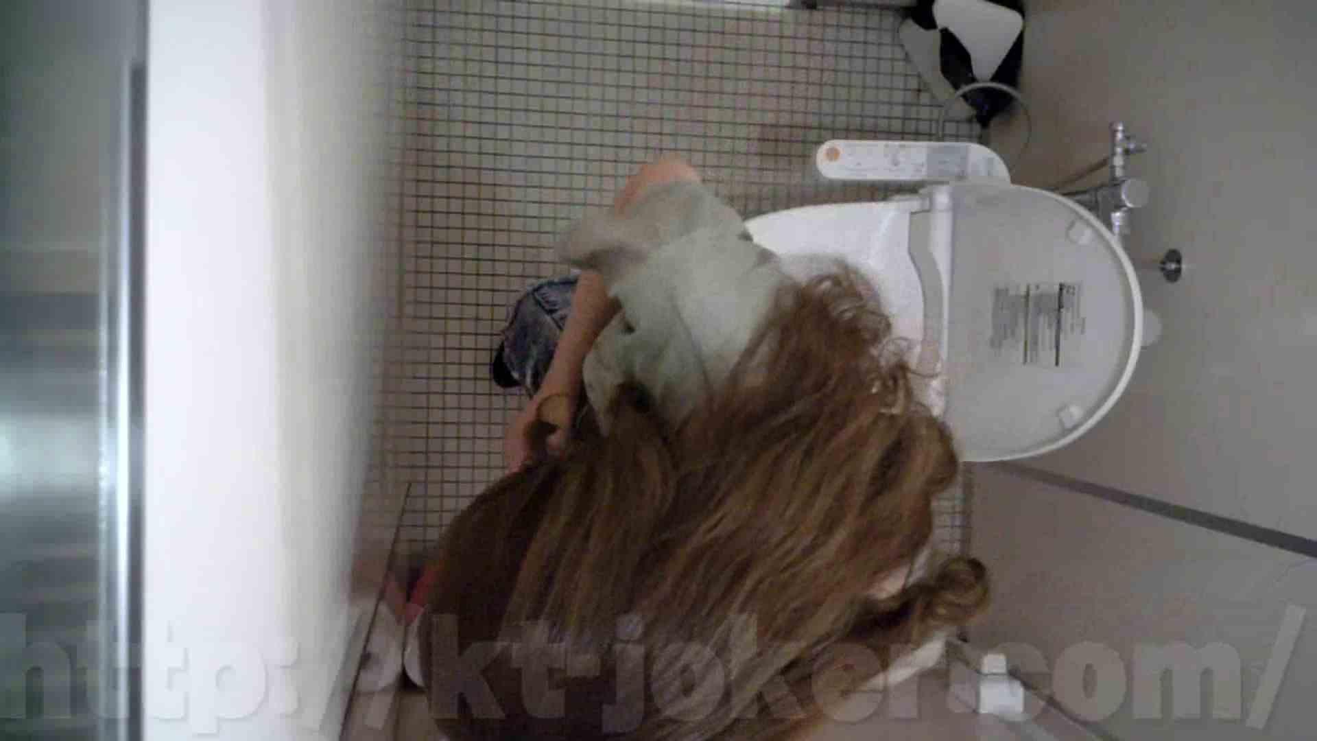 有名大学女性洗面所 vol.50 個室には3つの「目」があるみたいです。 投稿  78Pix 20