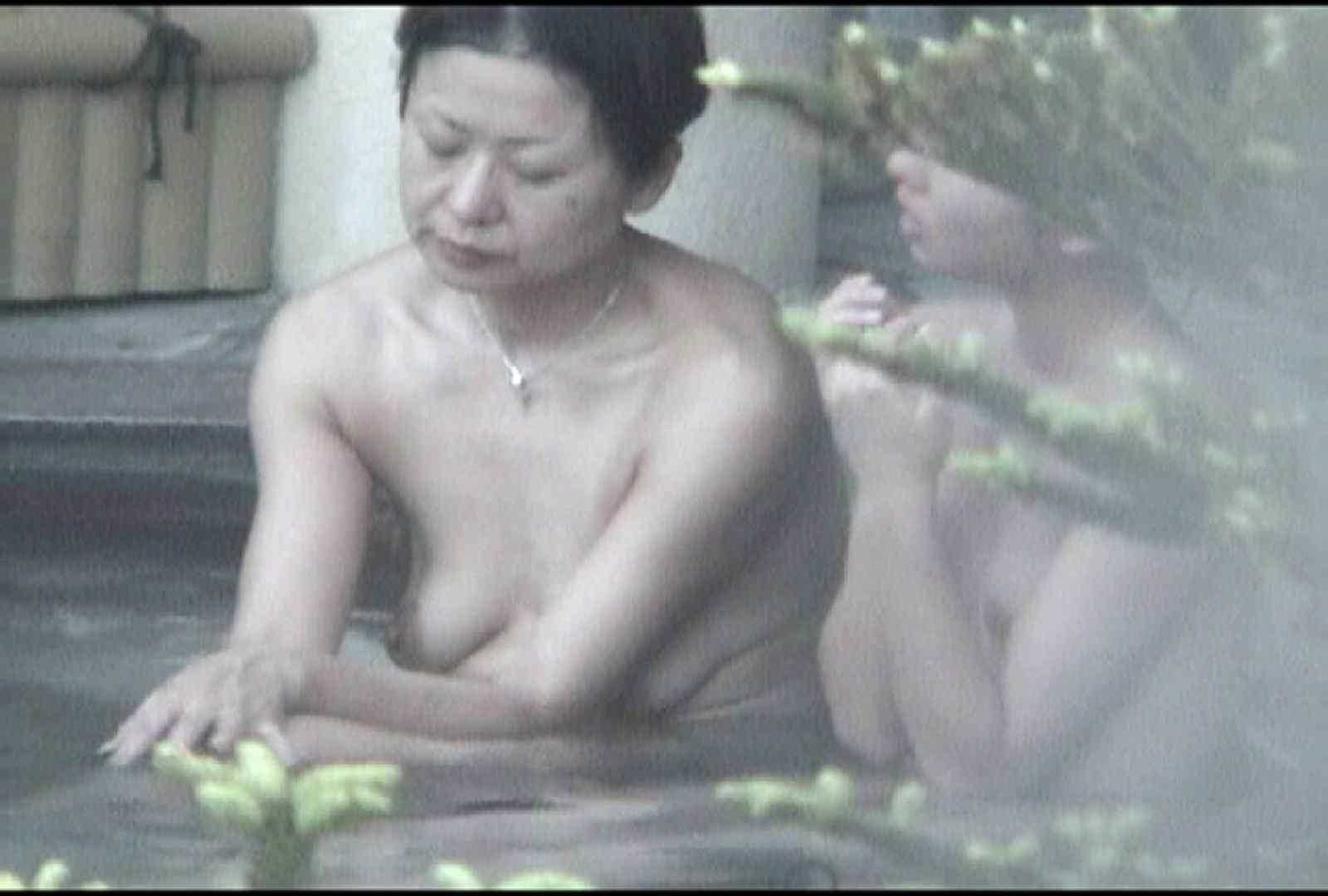 Aquaな露天風呂Vol.15 盗撮映像  42Pix 30