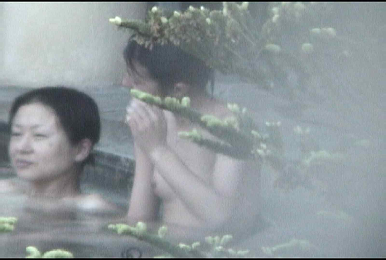 Aquaな露天風呂Vol.15 盗撮映像  42Pix 42