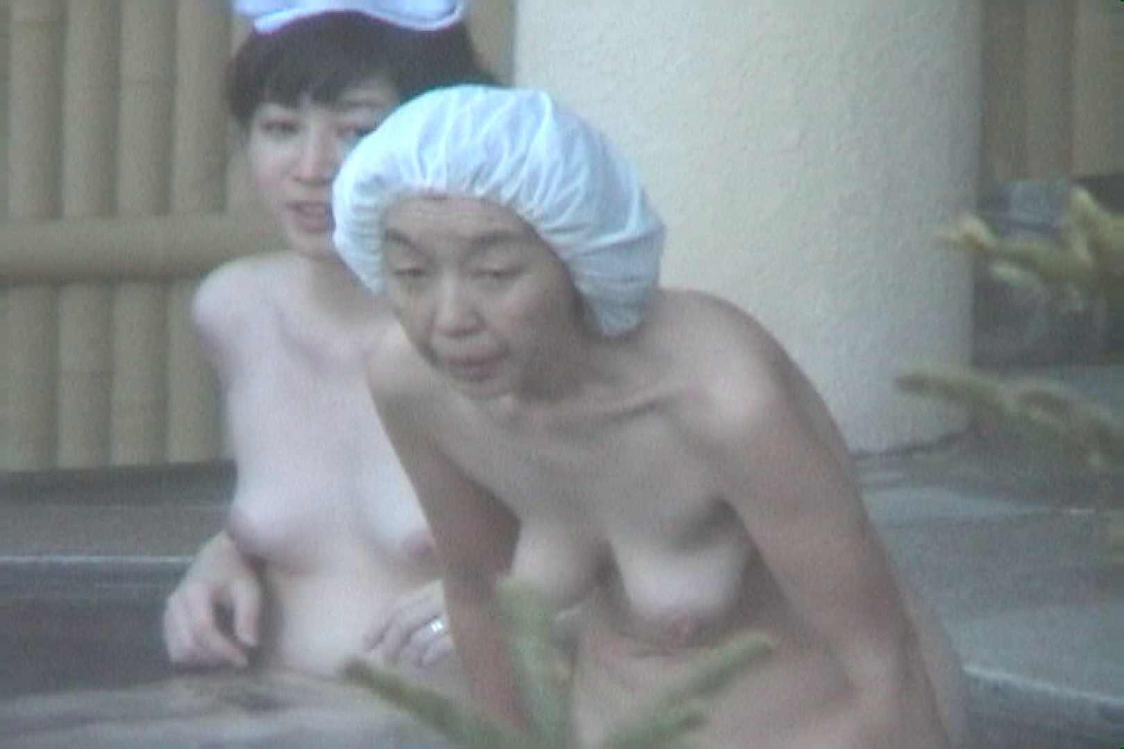 Aquaな露天風呂Vol.83【VIP限定】 OLハメ撮り  101Pix 41